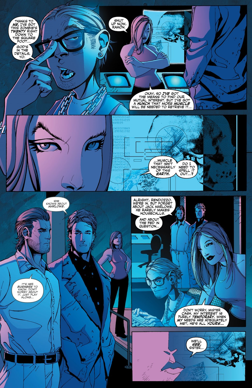 Wildcats Version 3.0 Issue #3 #3 - English 16