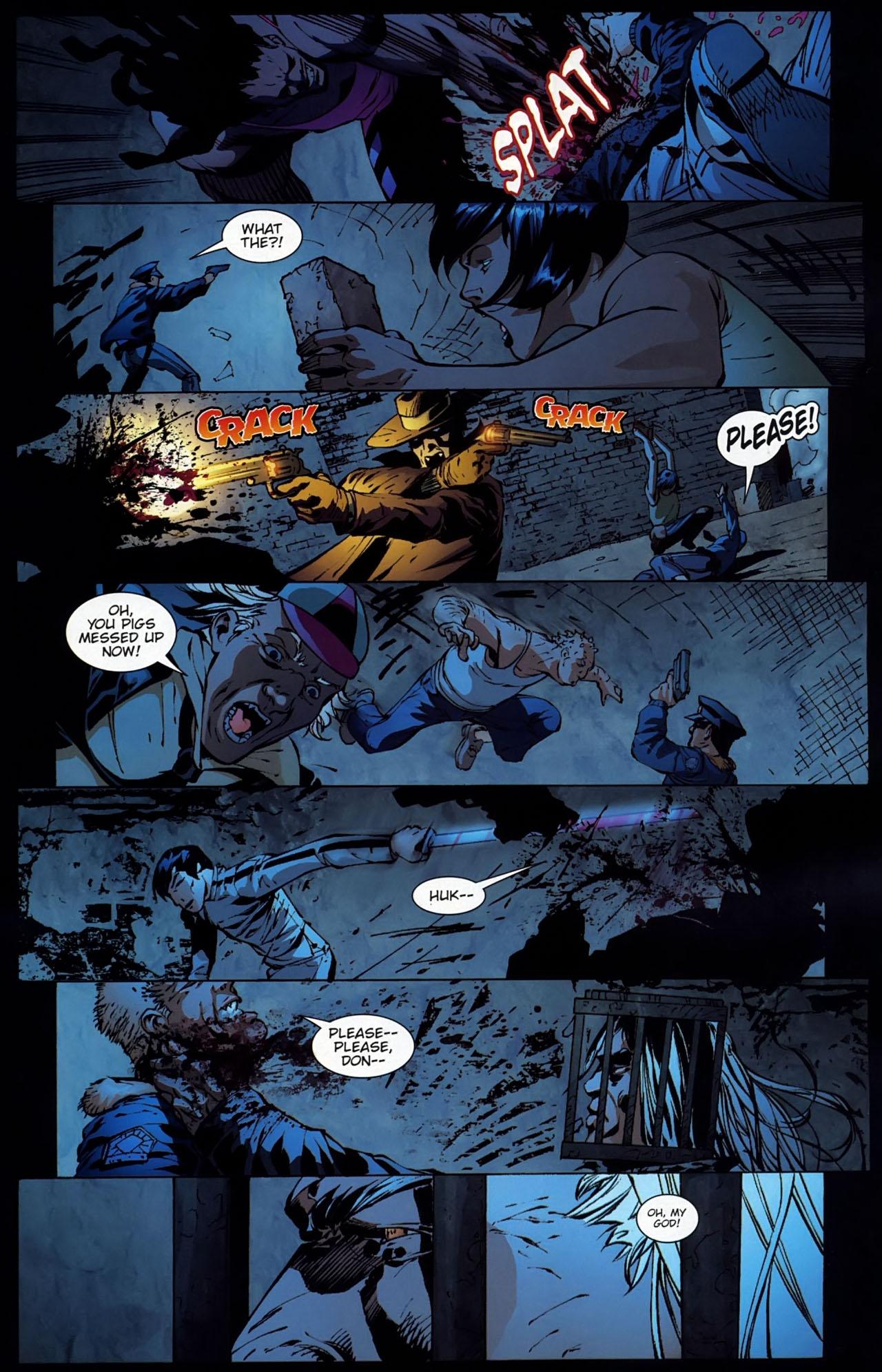 Read online Dead Romeo comic -  Issue #2 - 4