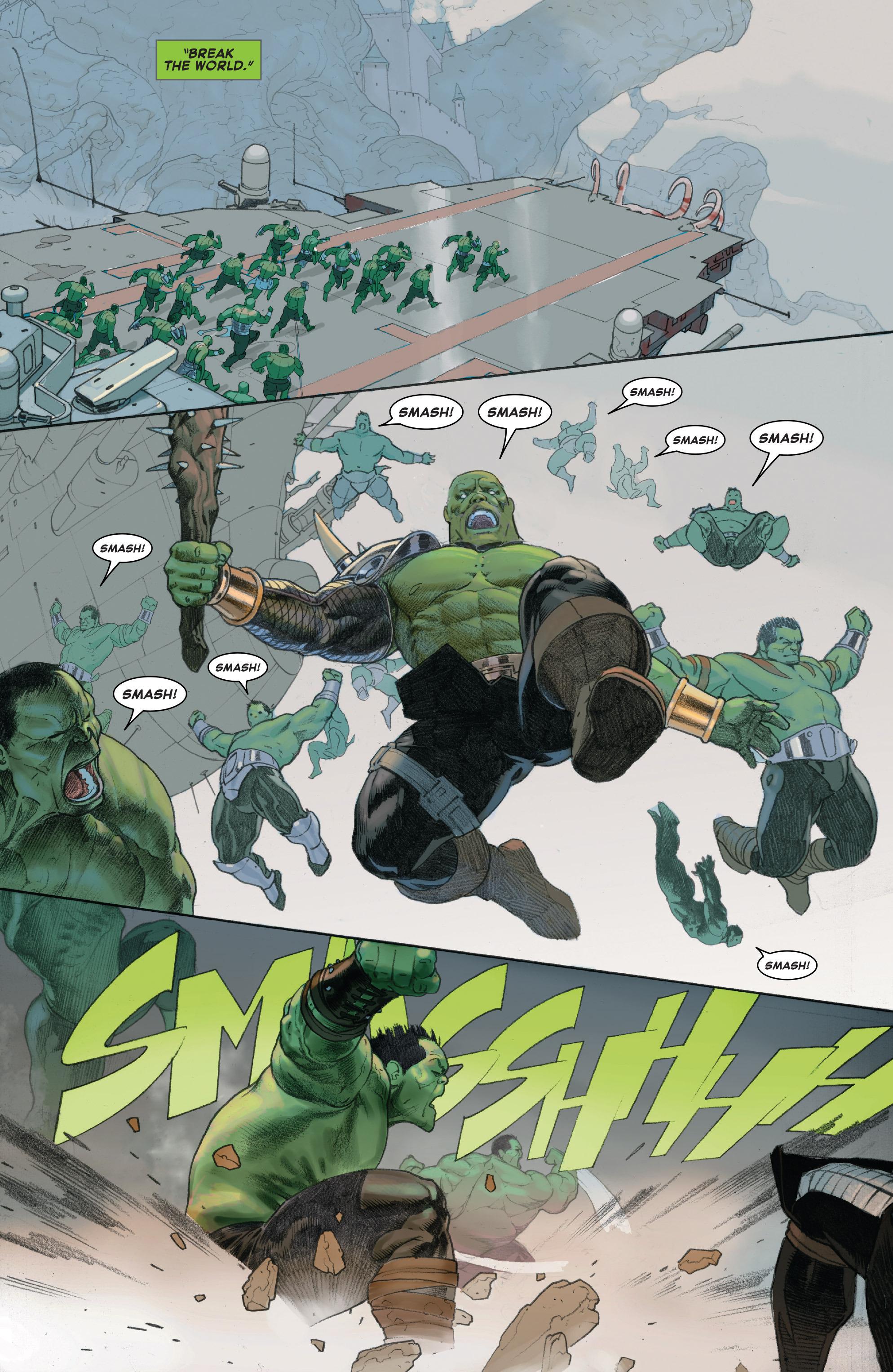 Read online Secret Wars comic -  Issue #7 - 17