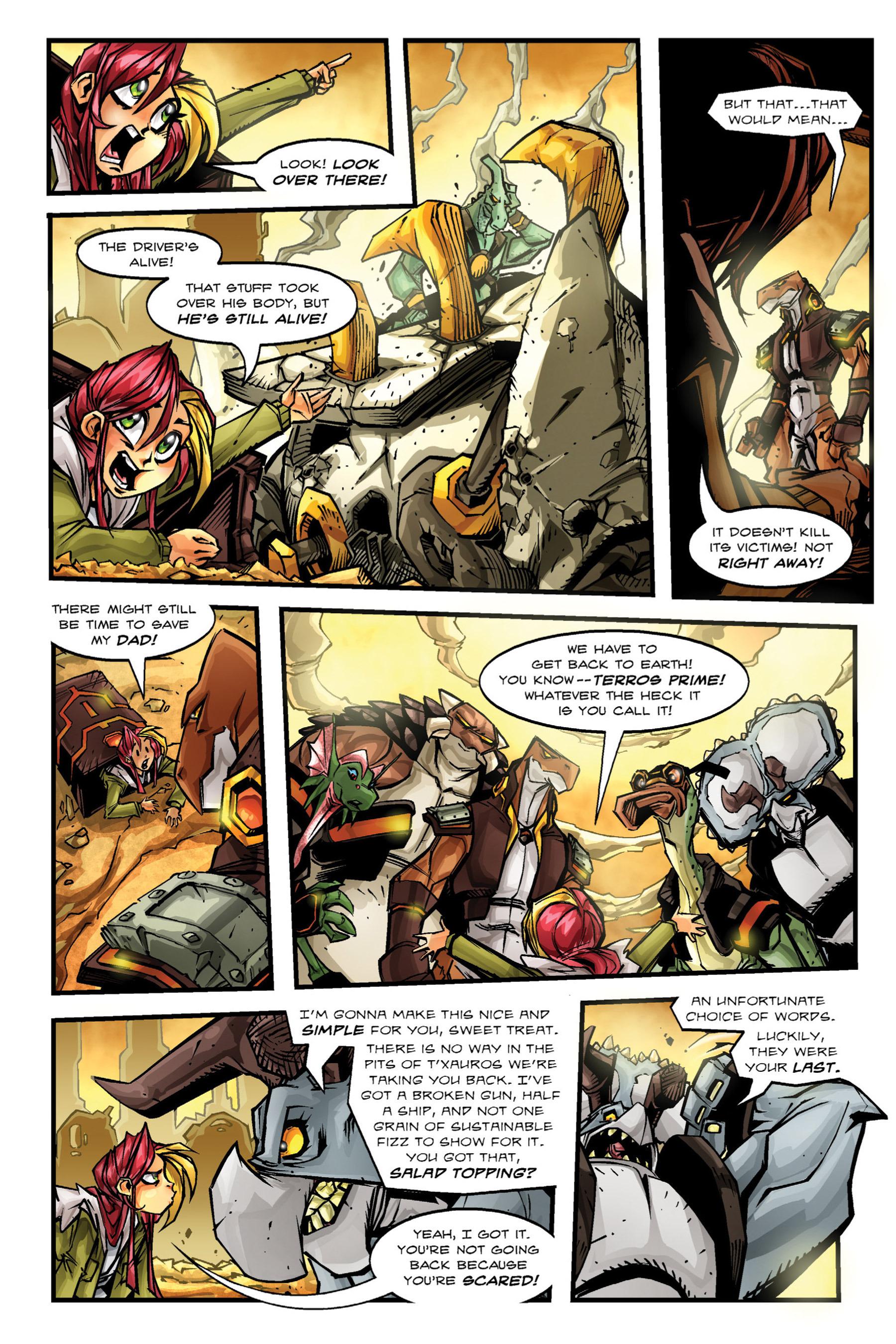 Read online Rexodus comic -  Issue # Full - 55
