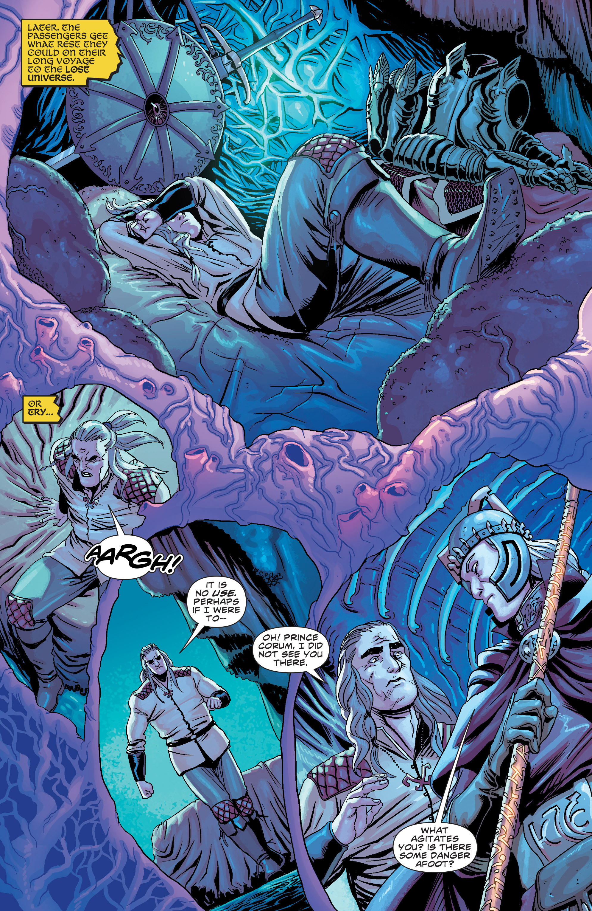 Read online Elric: The Balance Lost comic -  Issue # TPB 3 - 12