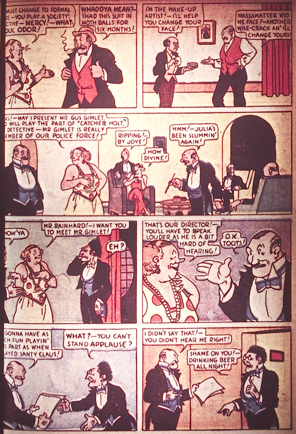 Read online Detective Comics (1937) comic -  Issue #7 - 41