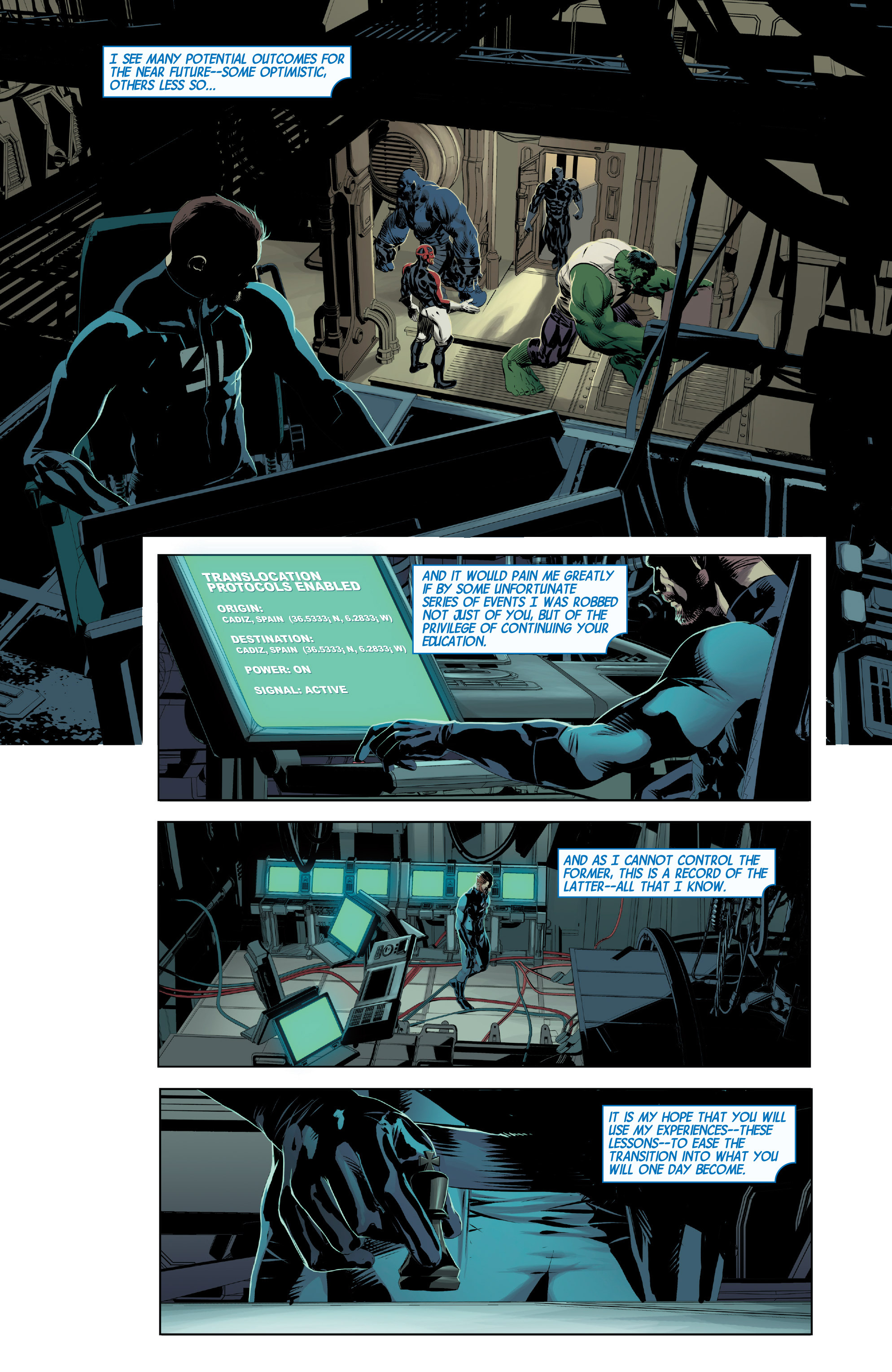 Read online Avengers (2013) comic -  Issue #39 - 6