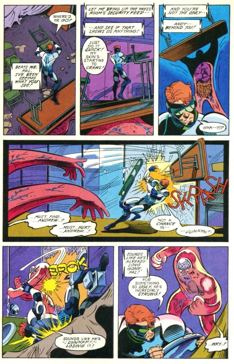 Read online Gunfire comic -  Issue #5 - 29