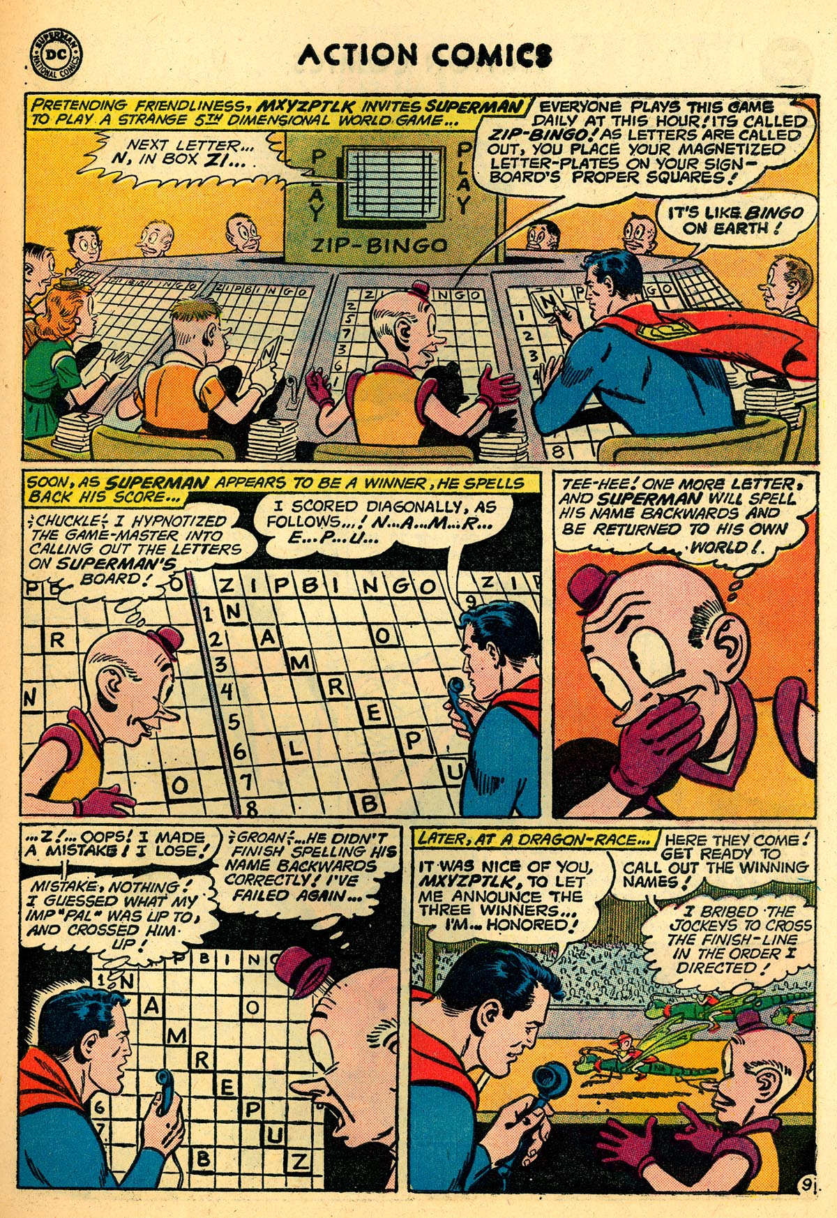 Read online Action Comics (1938) comic -  Issue #273 - 11