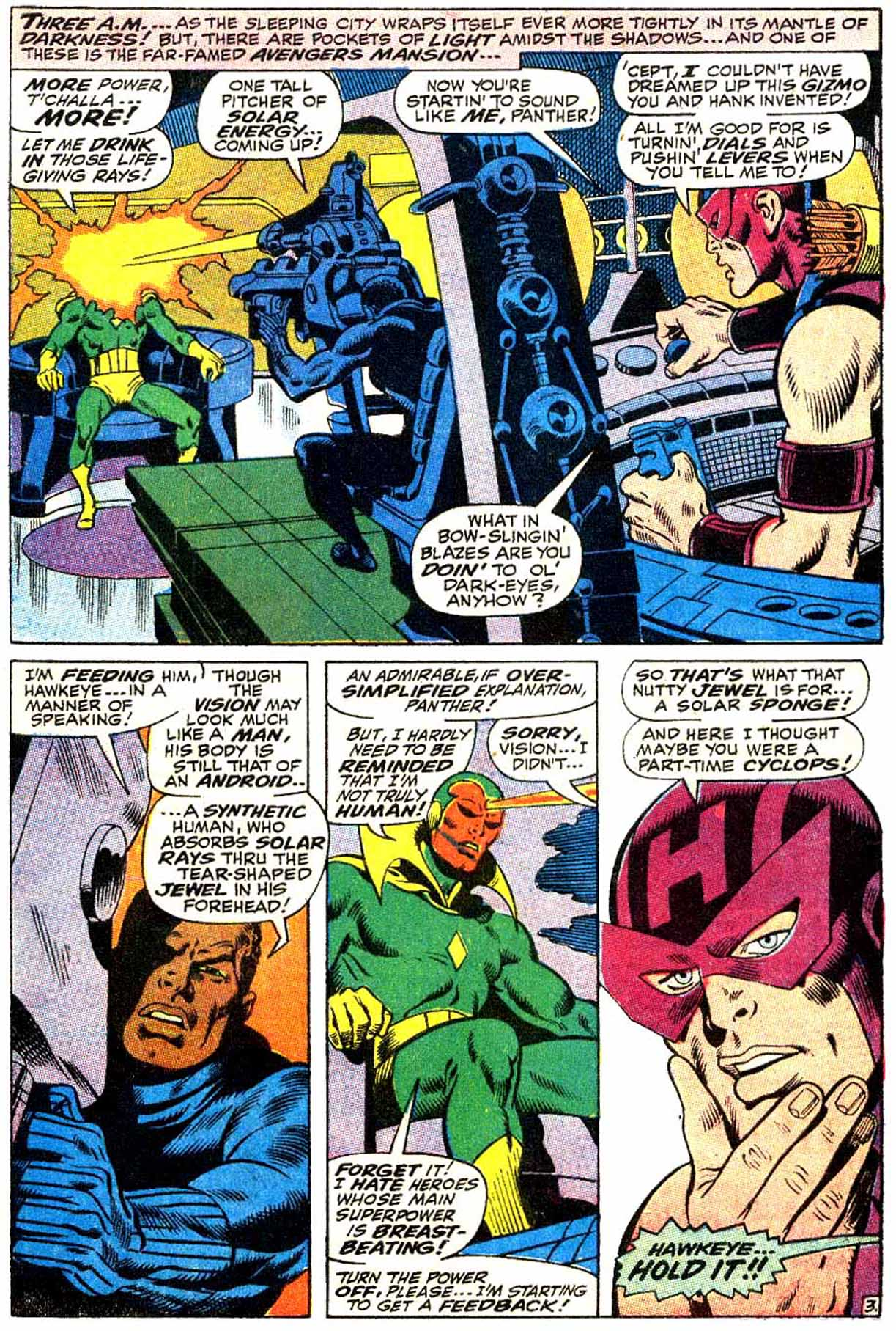 The Avengers (1963) 61 Page 3