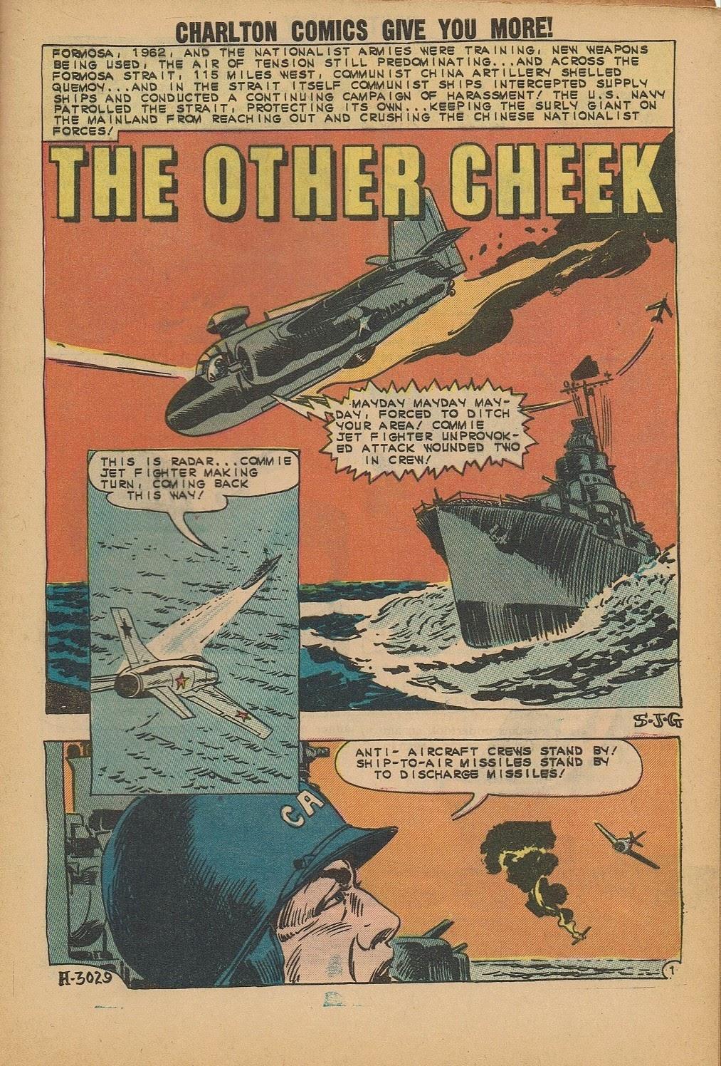 Read online Fightin' Navy comic -  Issue #112 - 29