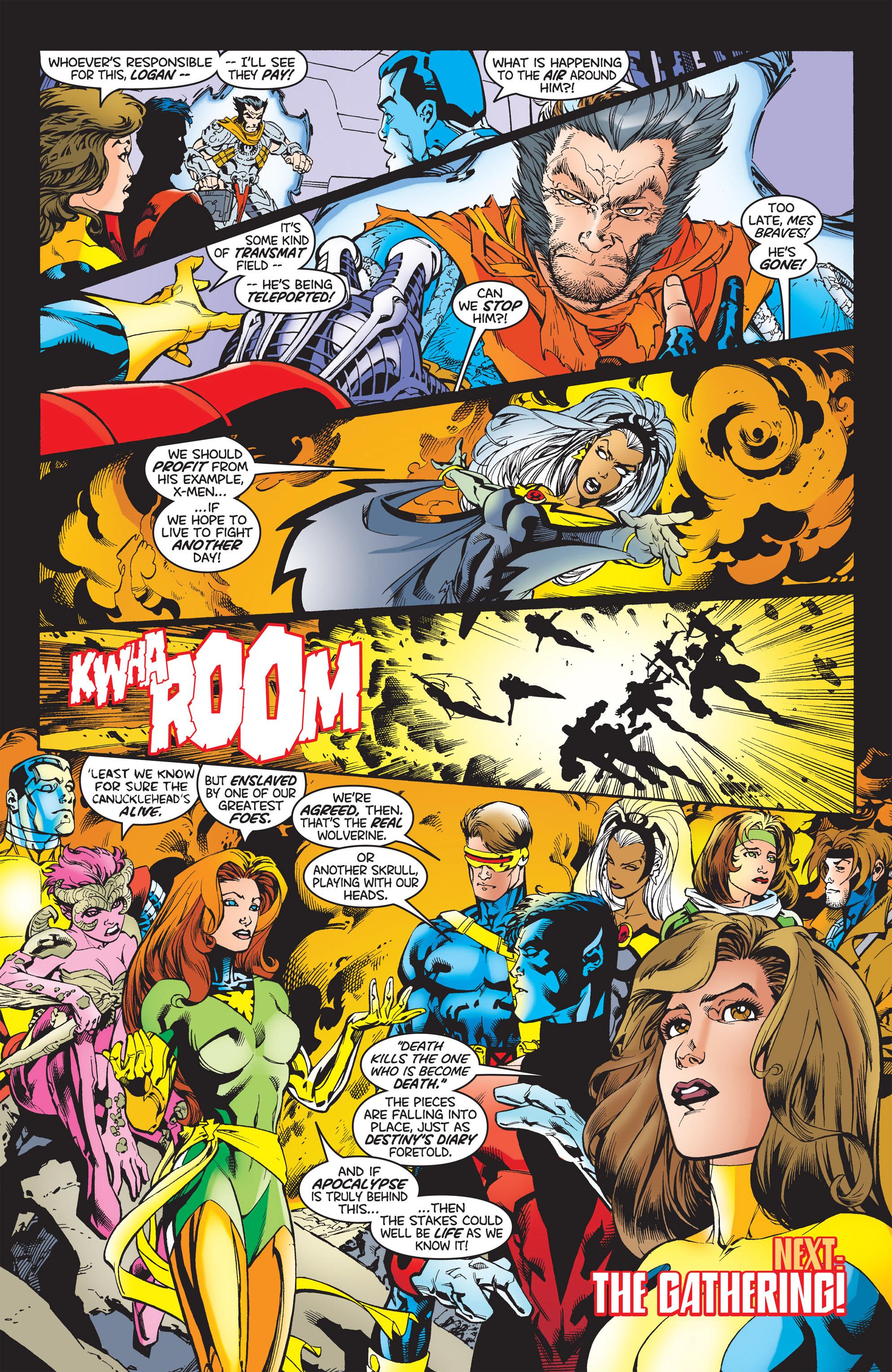 X-Men (1991) 95 Page 21