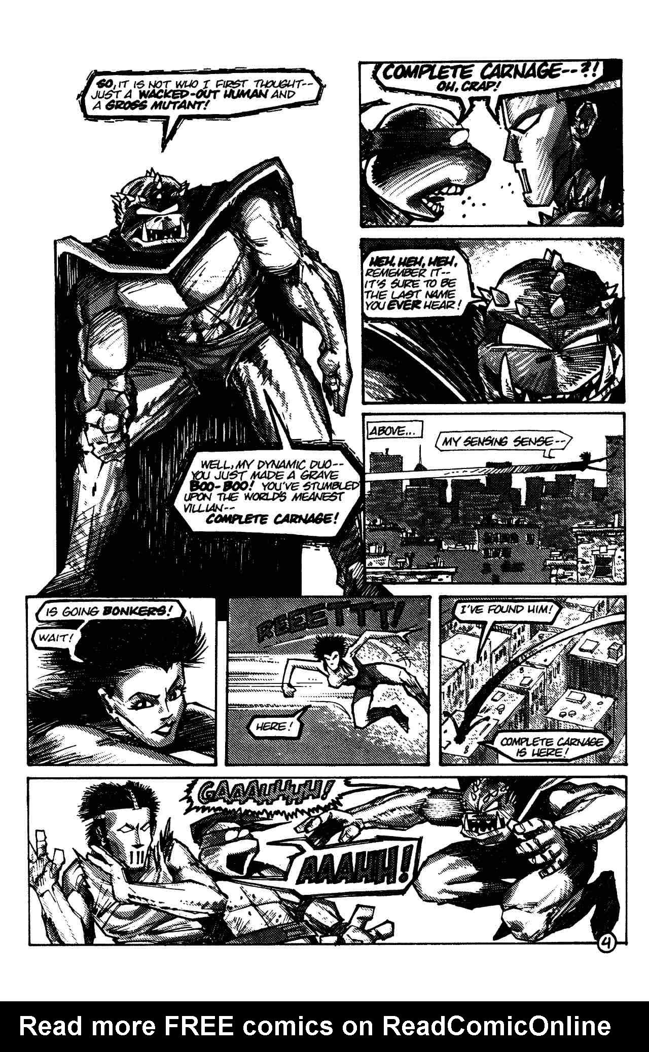 Read online Shell Shock comic -  Issue # Full - 190