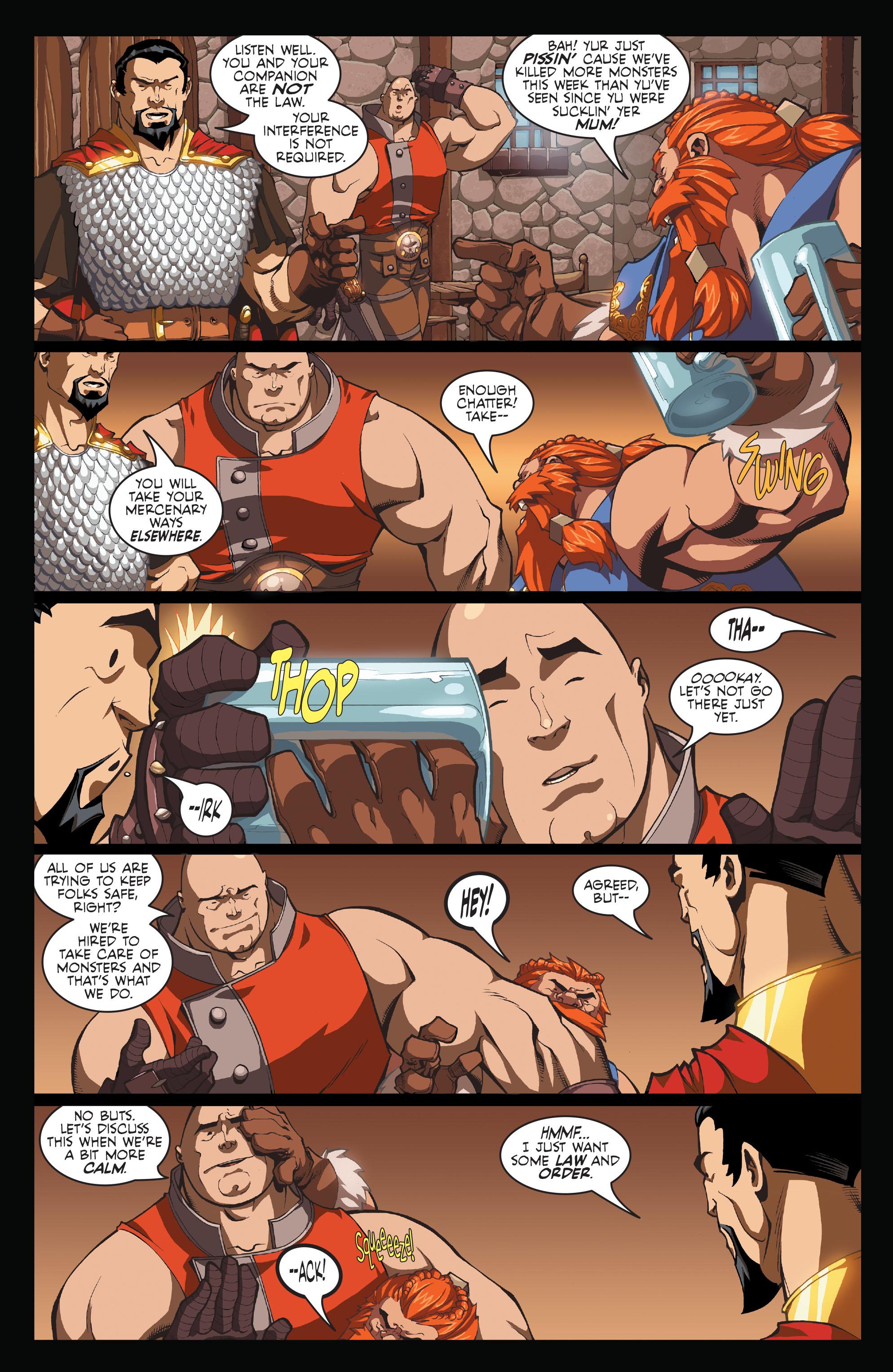 Read online Skullkickers comic -  Issue #1 - 9