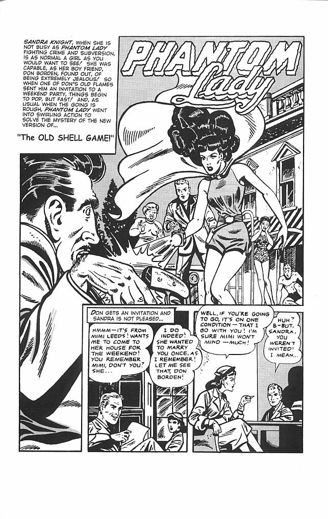 Read online Golden-Age Men of Mystery comic -  Issue #7 - 37