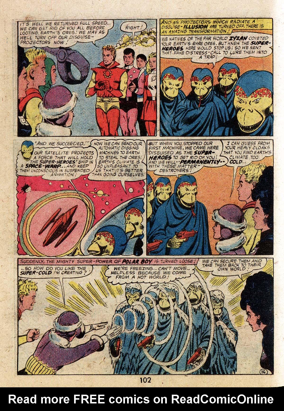 Read online Adventure Comics (1938) comic -  Issue #500 - 102