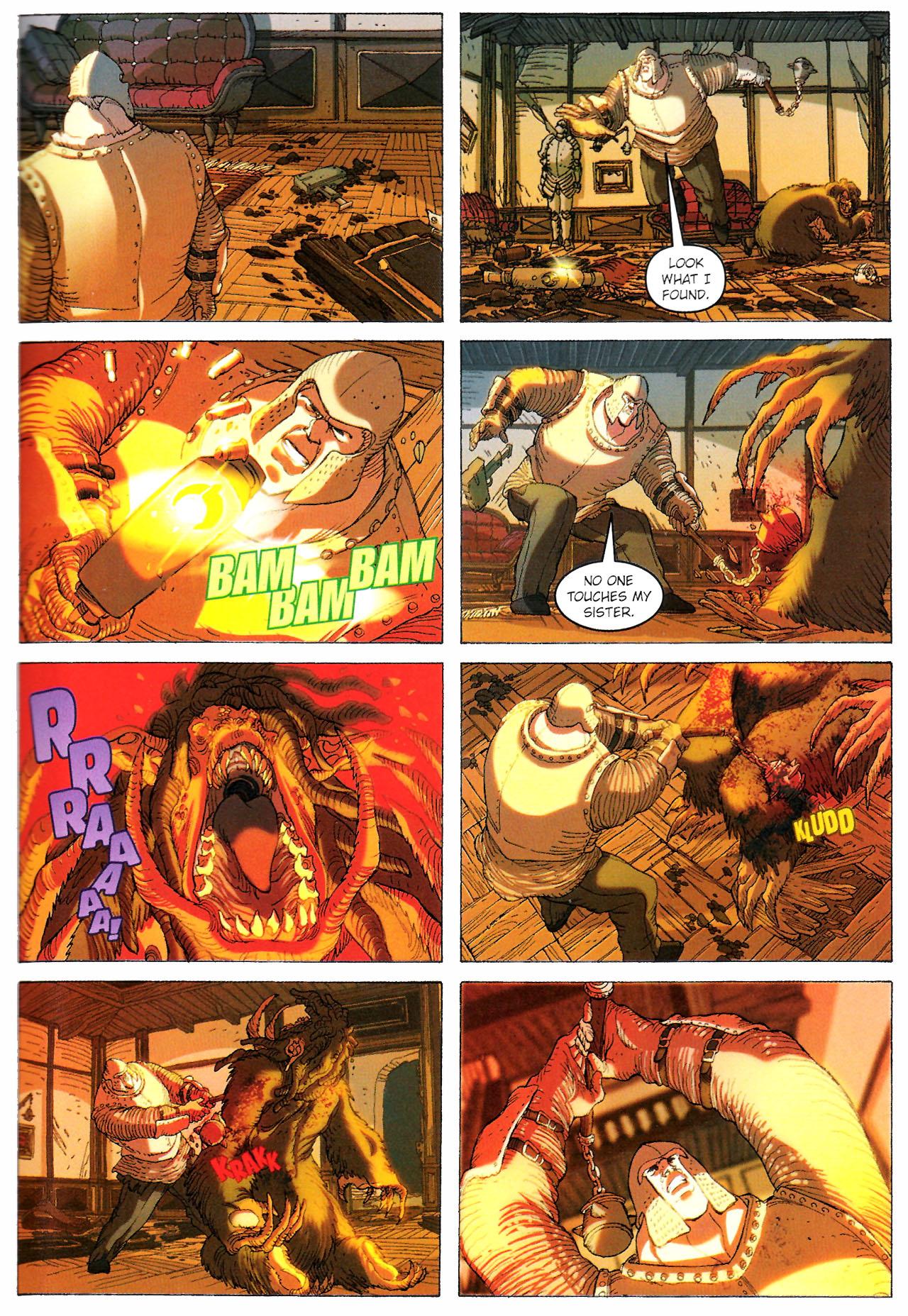 Read online Artemis Fowl: The Graphic Novel comic -  Issue #Artemis Fowl: The Graphic Novel Full - 96