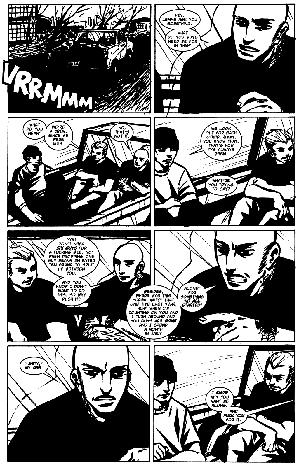 Read online Demo comic -  Issue #4 - 11
