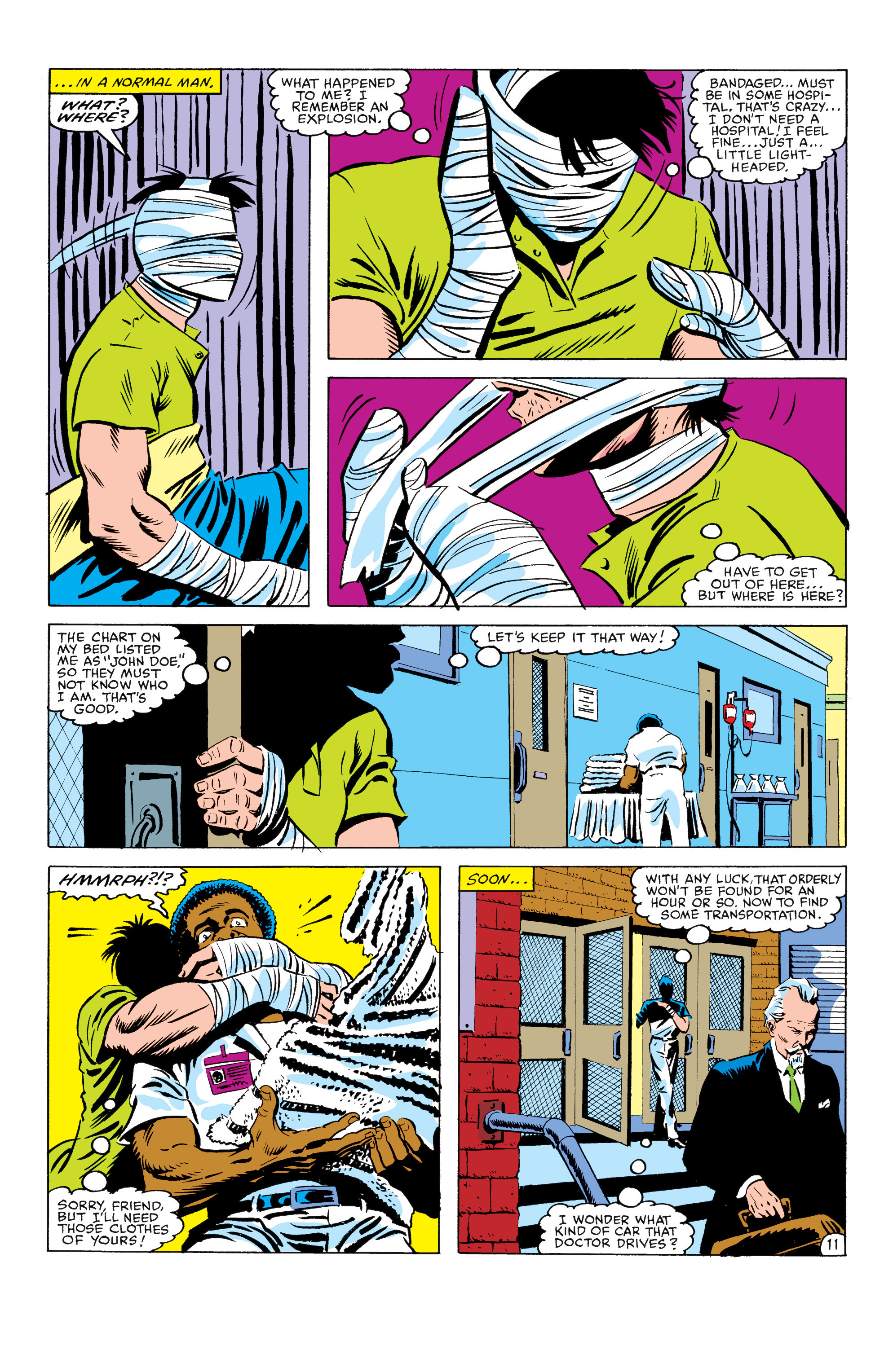 The Amazing Spider-Man (1963) 245 Page 11