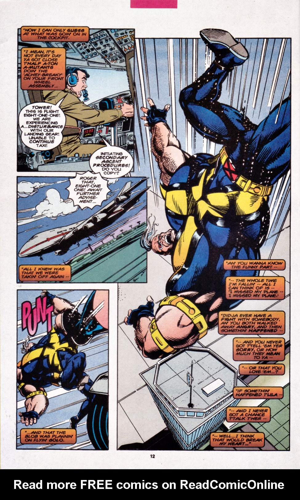 Read online X-Factor (1986) comic -  Issue #107 - 9