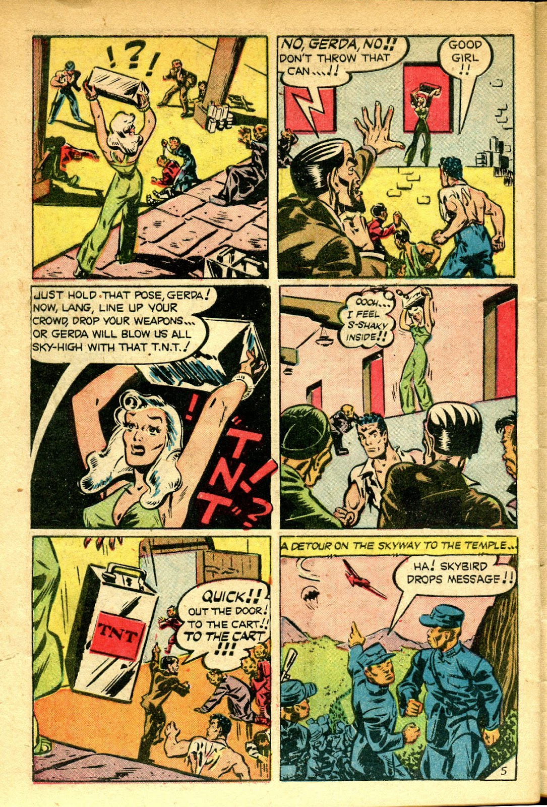 Read online Famous Funnies comic -  Issue #182 - 42