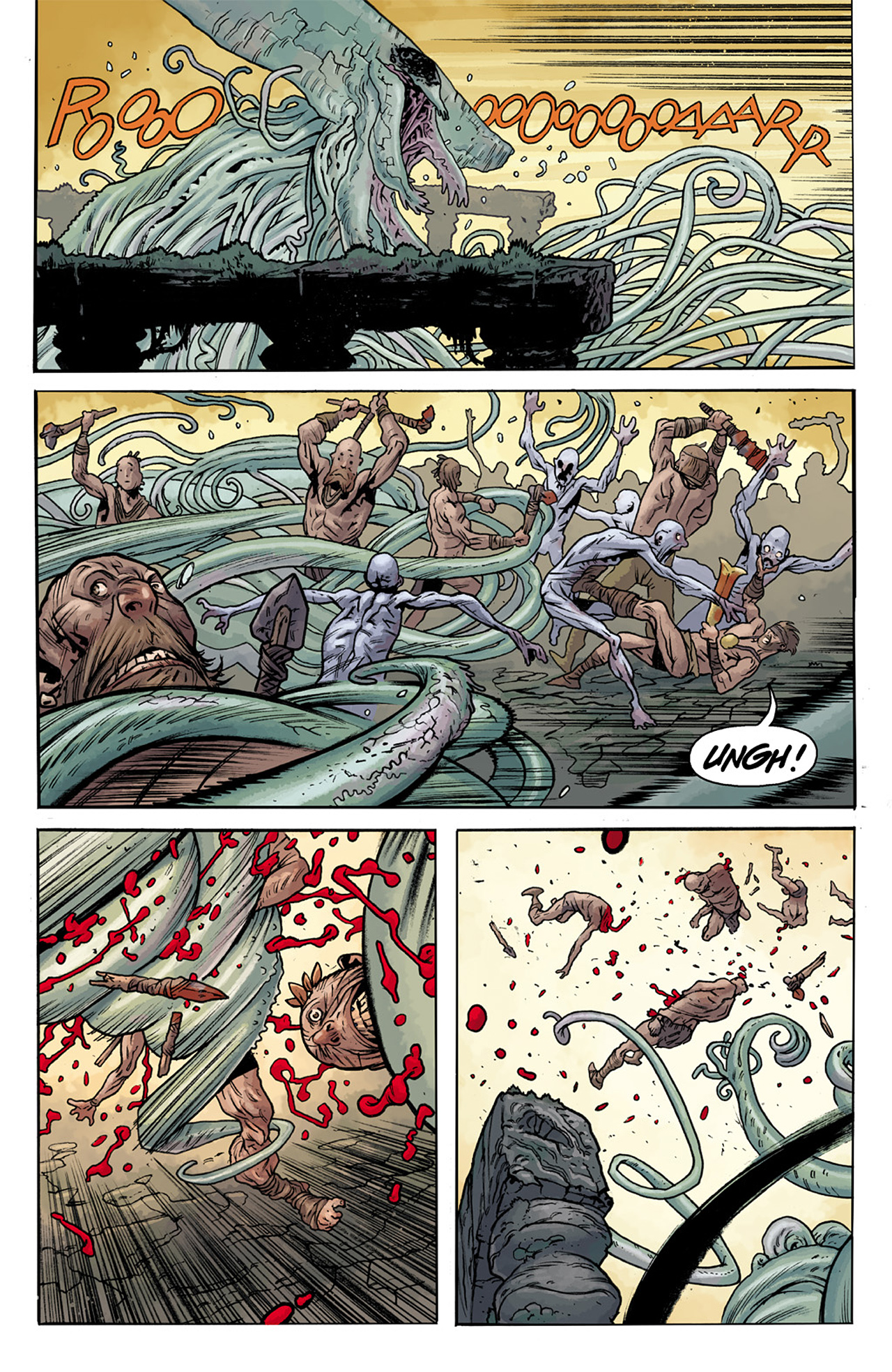 Read online B.P.R.D. Hell on Earth: The Abyss of Time comic -  Issue #104 - 16