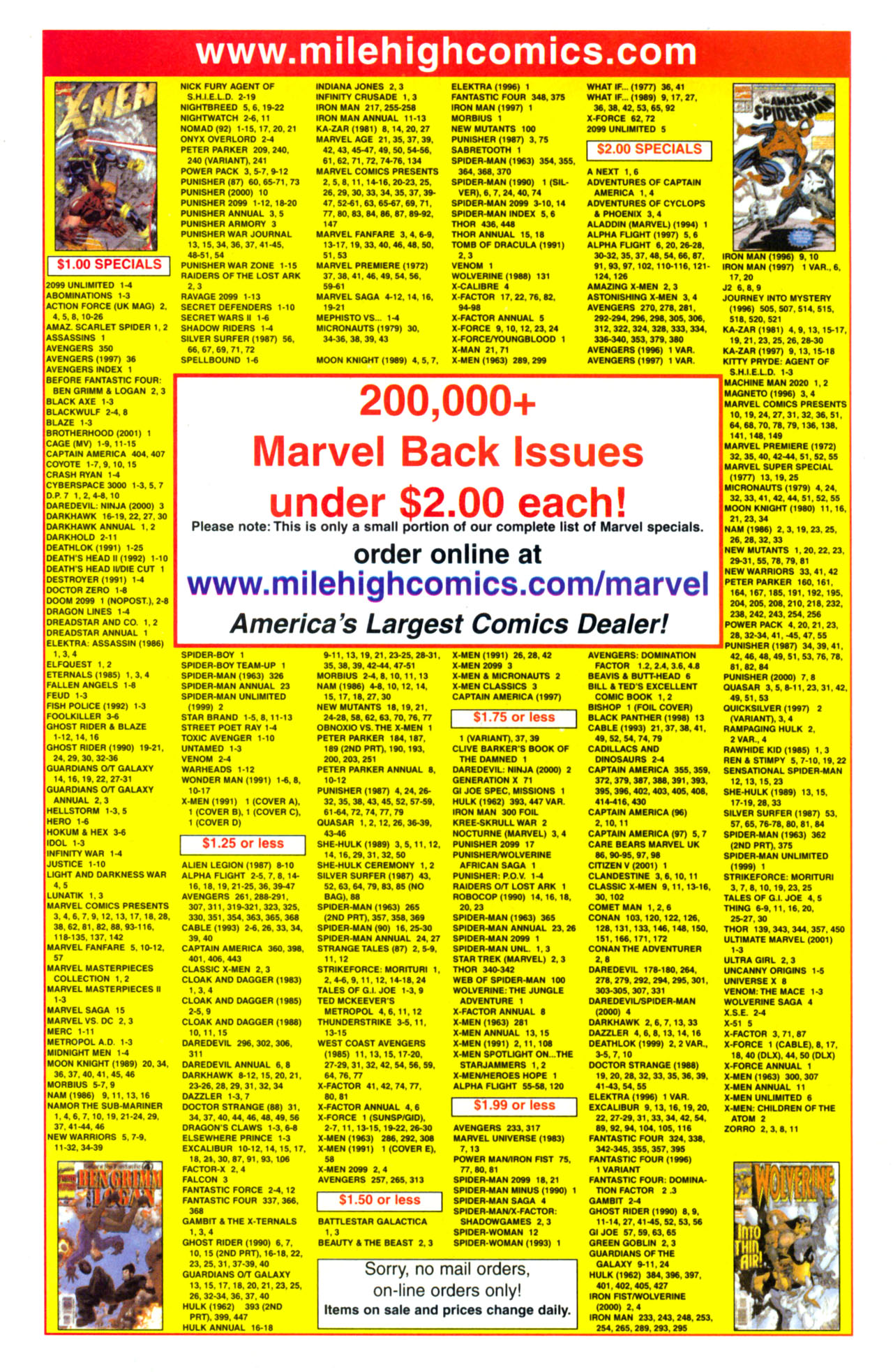 Read online Ultimate Marvel Team-Up comic -  Issue #8 - 23