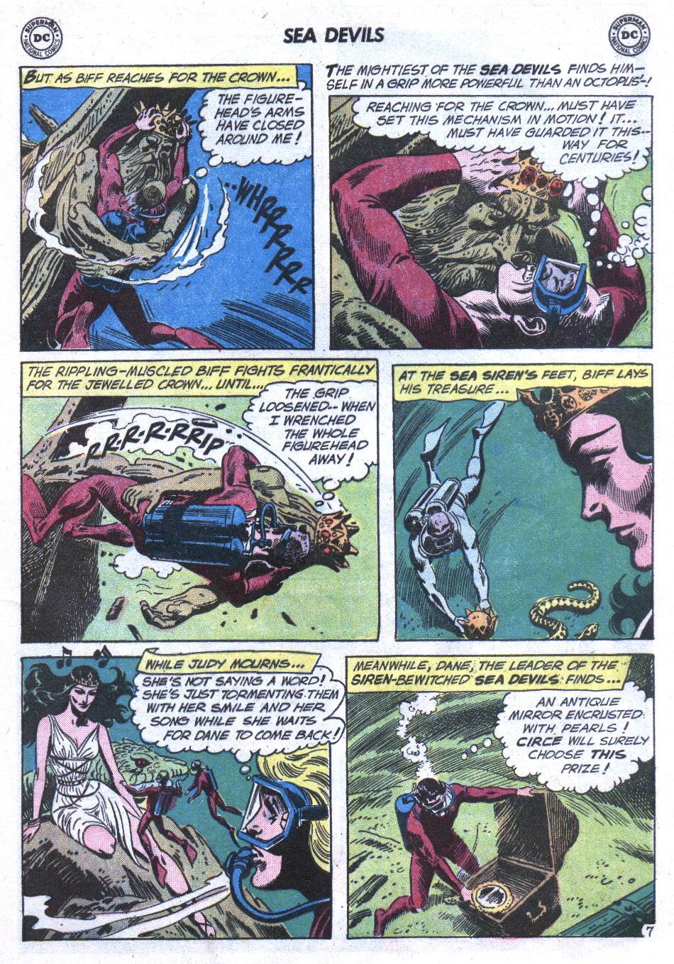 Read online Sea Devils comic -  Issue #3 - 26