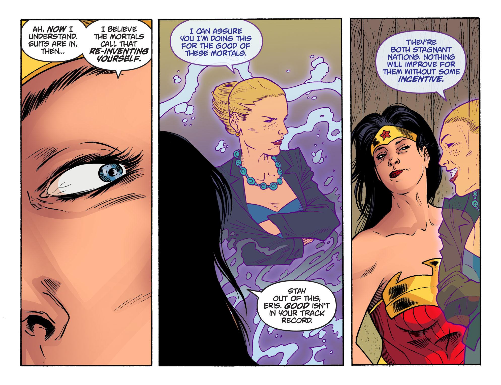 Read online Sensation Comics Featuring Wonder Woman comic -  Issue #43 - 9