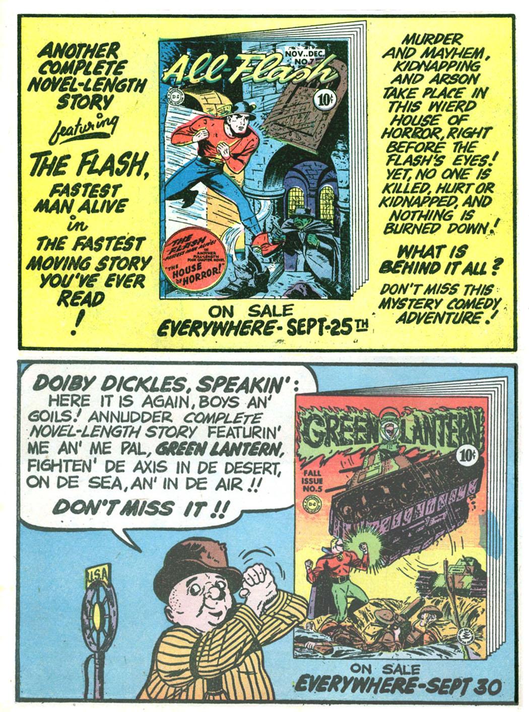 Read online Sensation (Mystery) Comics comic -  Issue #11 - 53