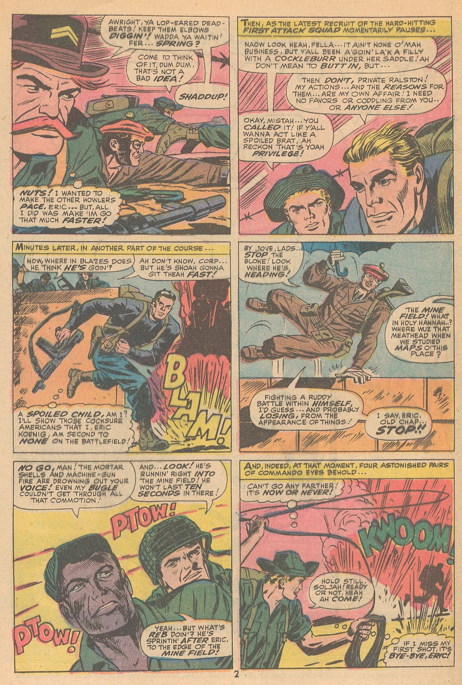 Read online Sgt. Fury comic -  Issue #105 - 4