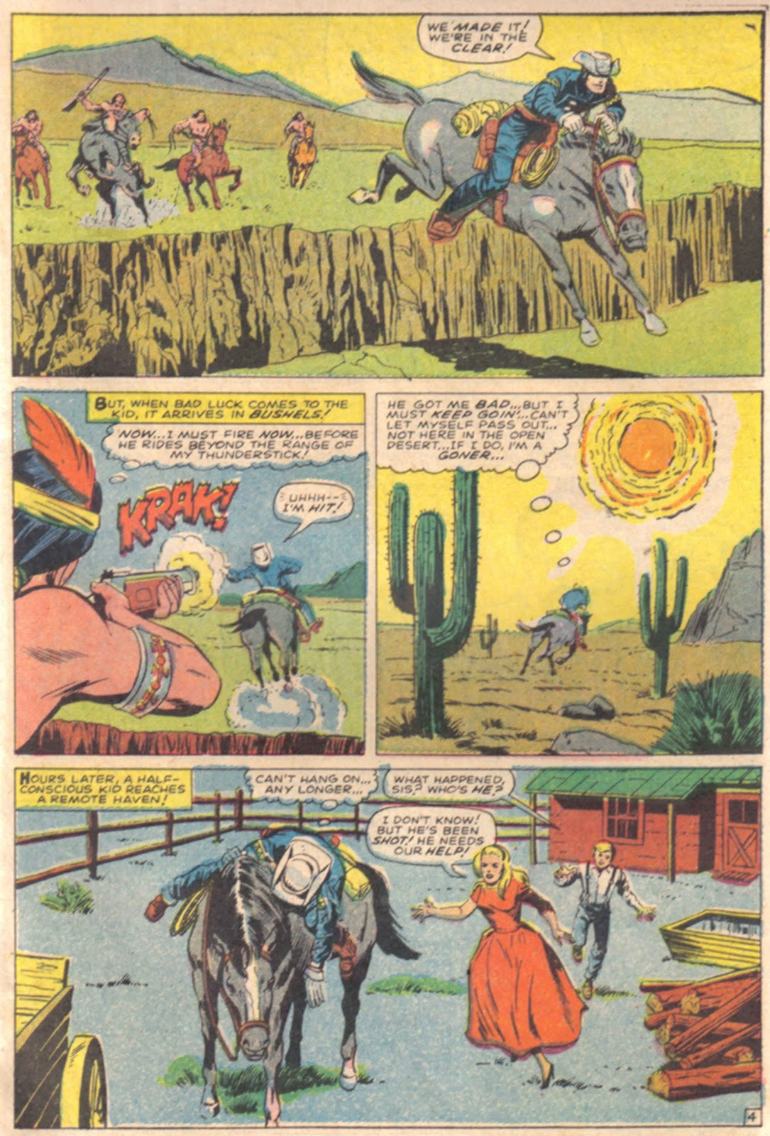 The Rawhide Kid (1955) issue 65 - Page 7