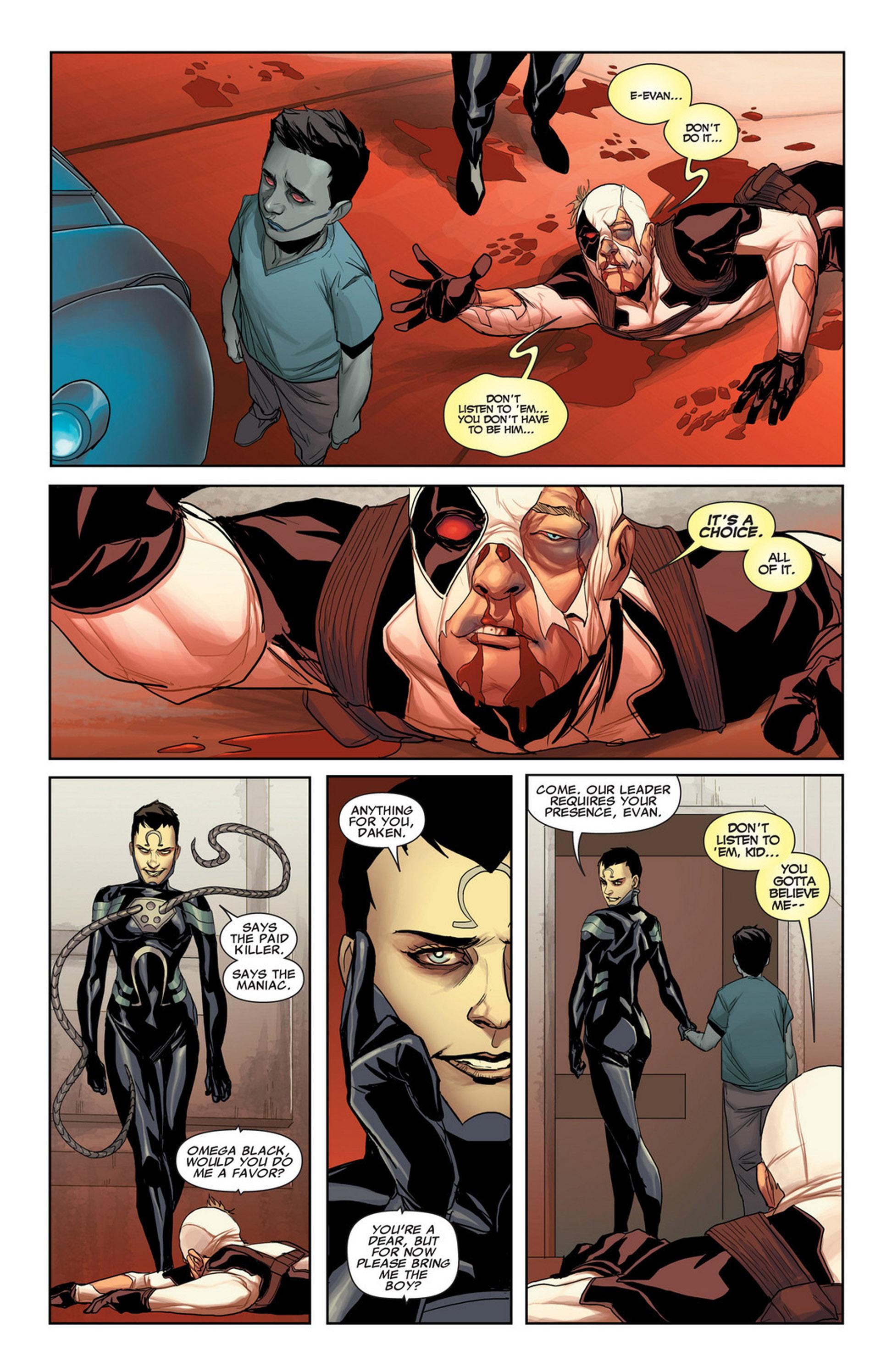 Uncanny X-Force (2010) #33 #35 - English 14
