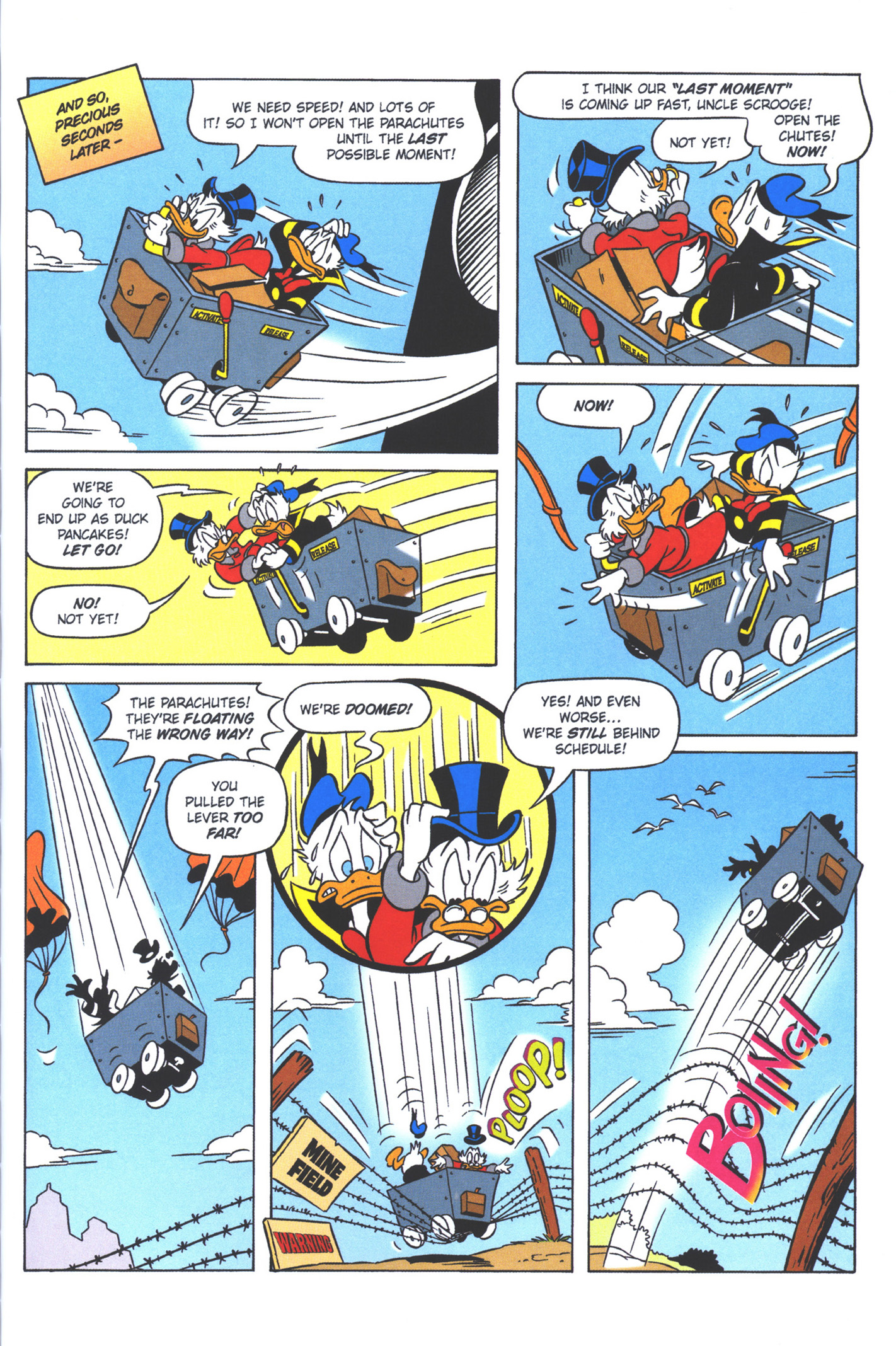 Read online Uncle Scrooge (1953) comic -  Issue #379 - 63