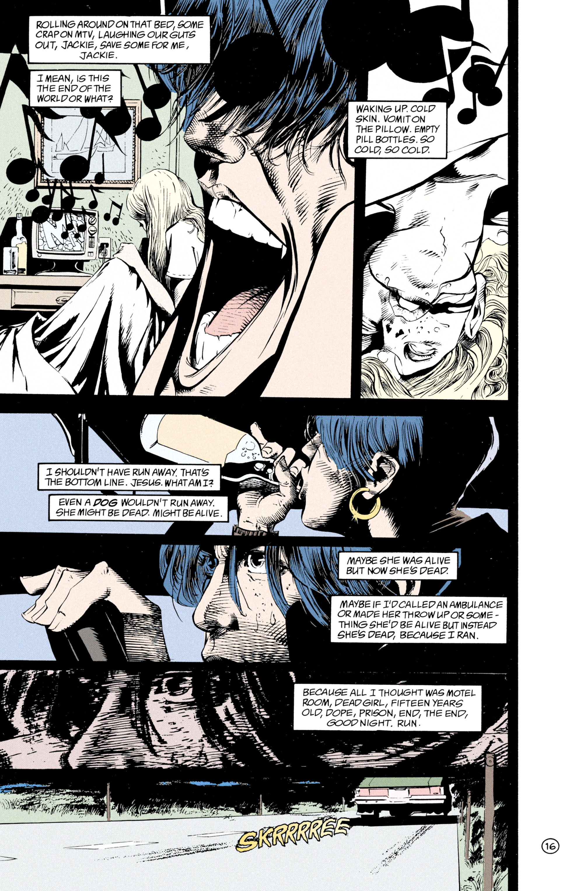 Read online Shade, the Changing Man comic -  Issue #23 - 17