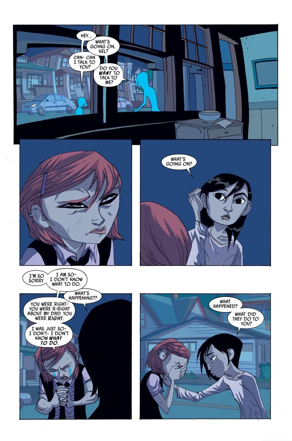 Read online Takio (2012) comic -  Issue #2 - 22