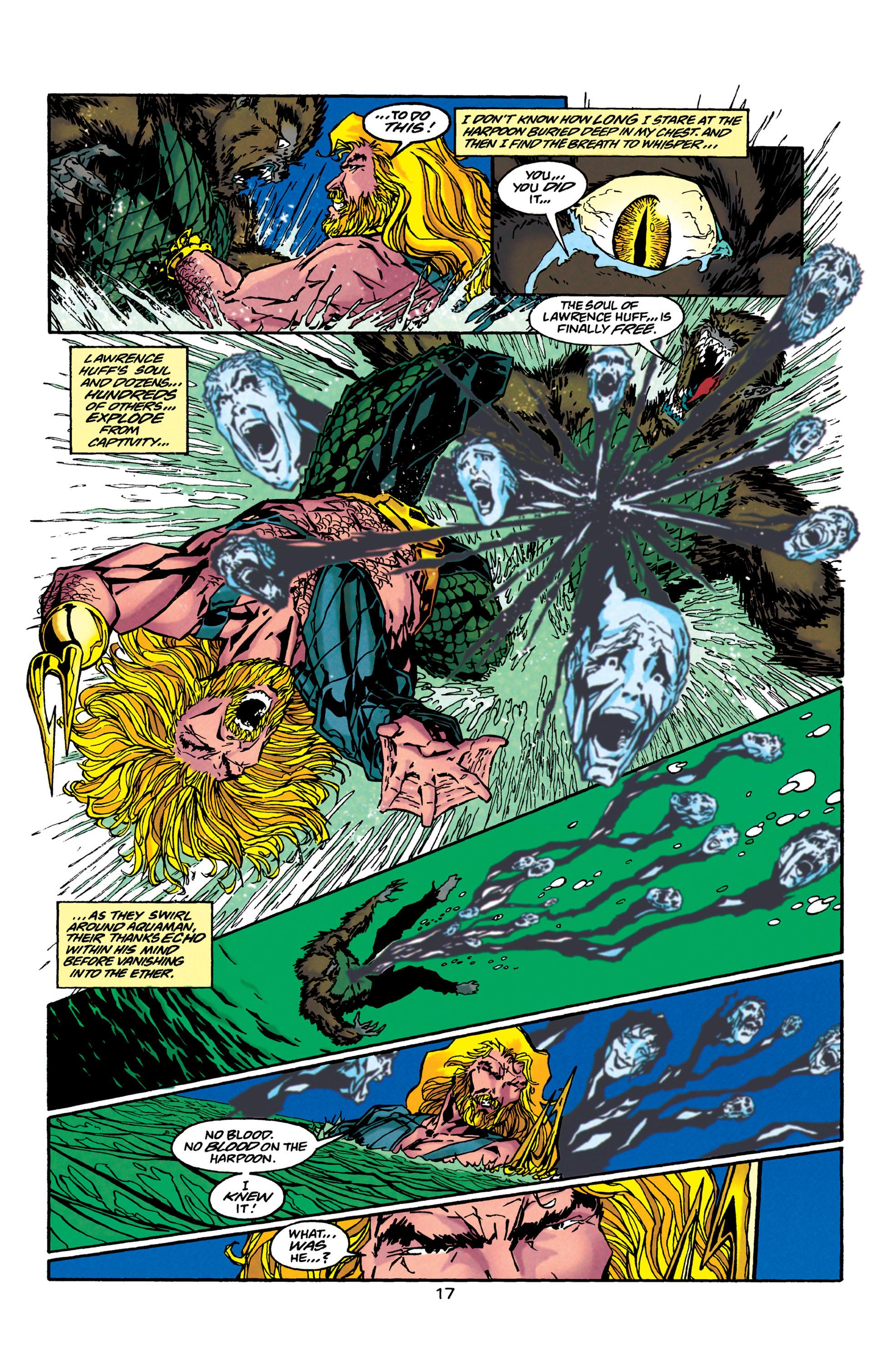 Read online Aquaman (1994) comic -  Issue #42 - 18