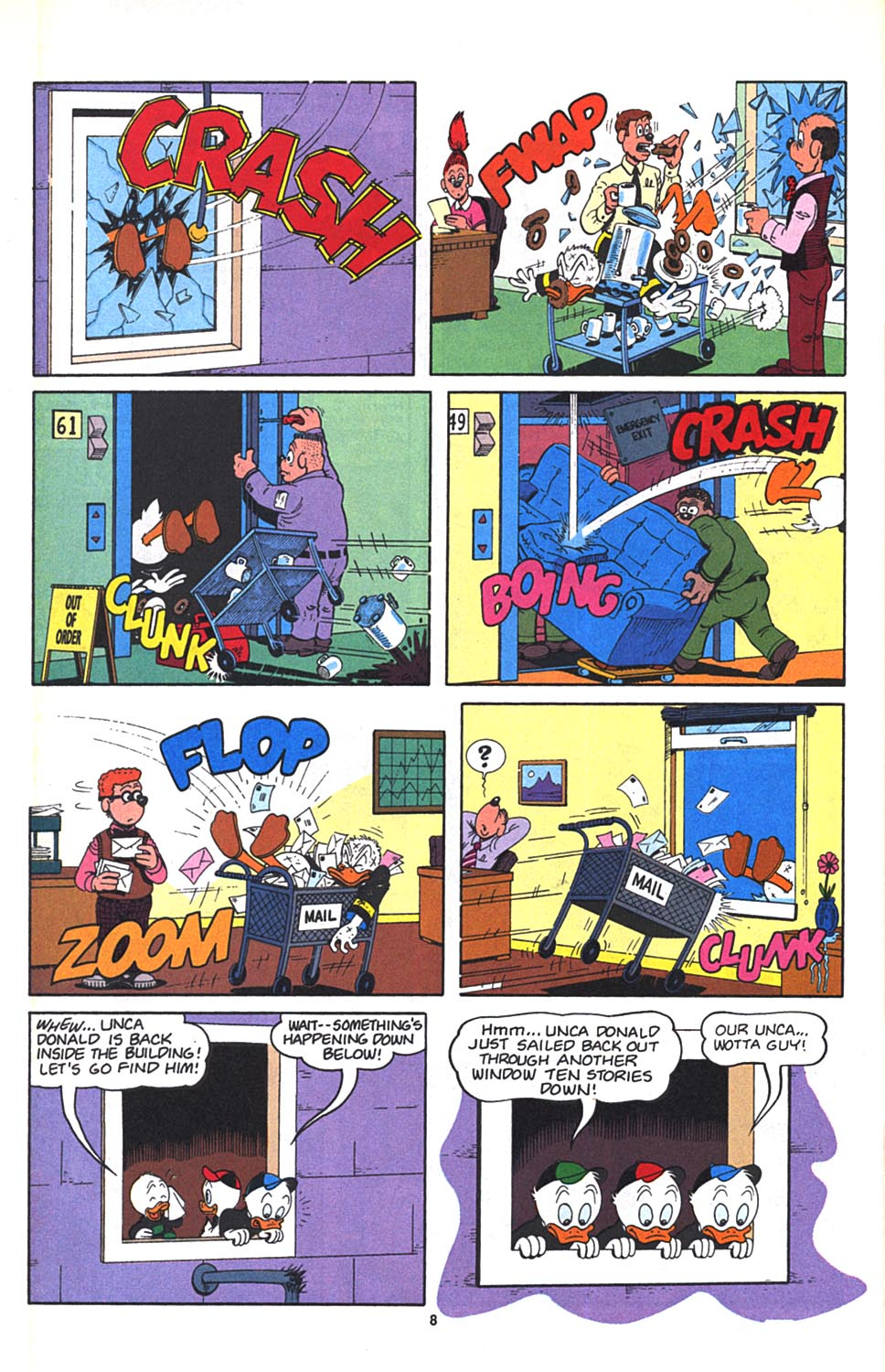 Read online Uncle Scrooge (1953) comic -  Issue #268 - 30