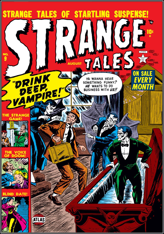 Strange Tales (1951) 9 Page 1
