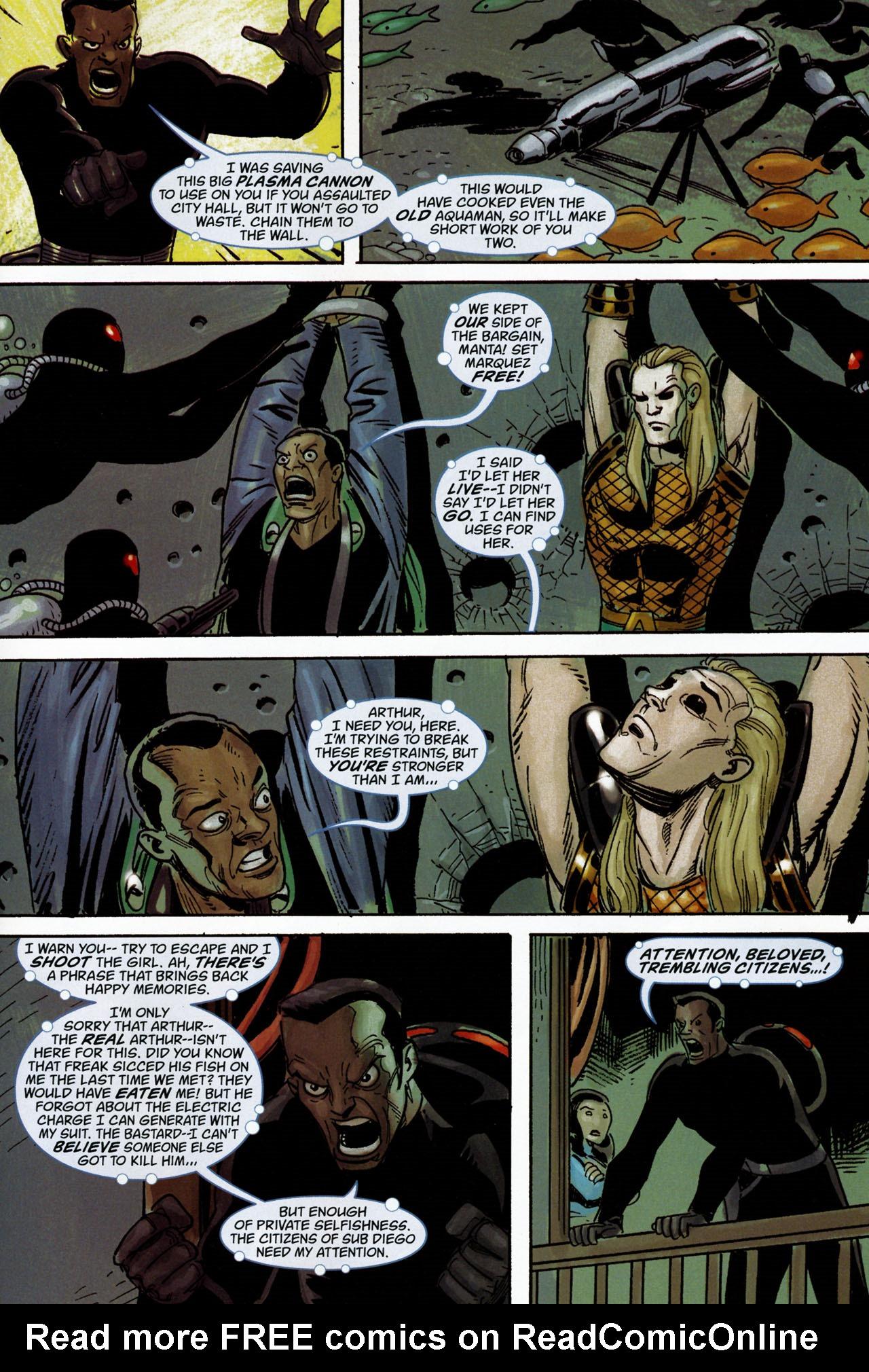 Read online Aquaman: Sword of Atlantis comic -  Issue #53 - 15