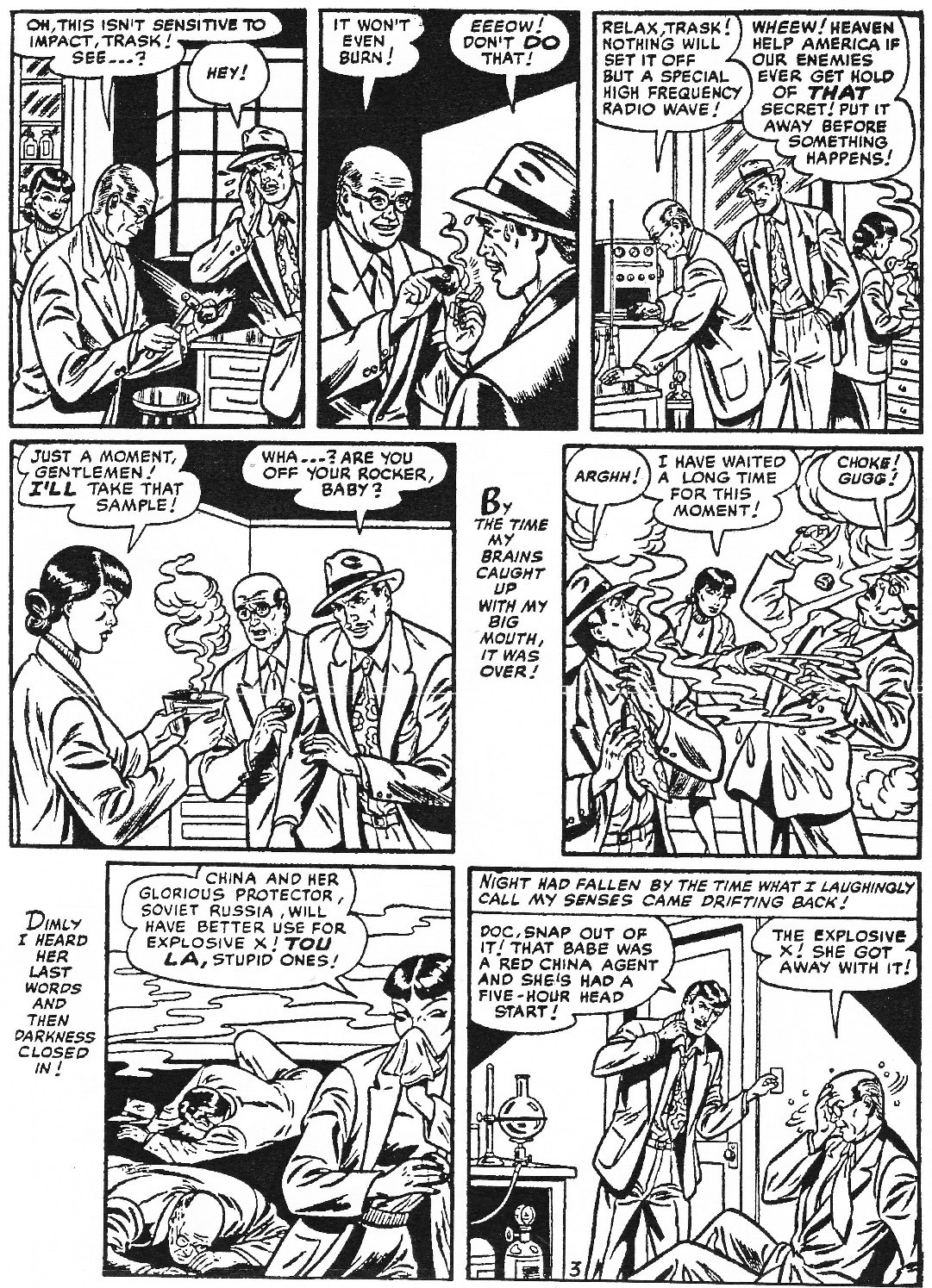 Read online Men of Mystery Comics comic -  Issue #73 - 52
