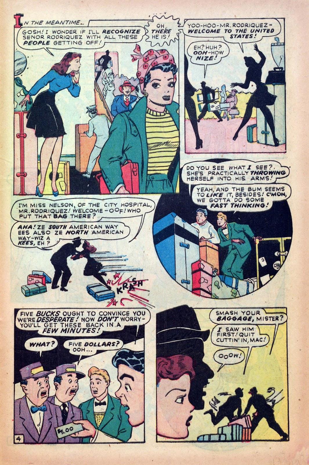 Read online Joker Comics comic -  Issue #29 - 29