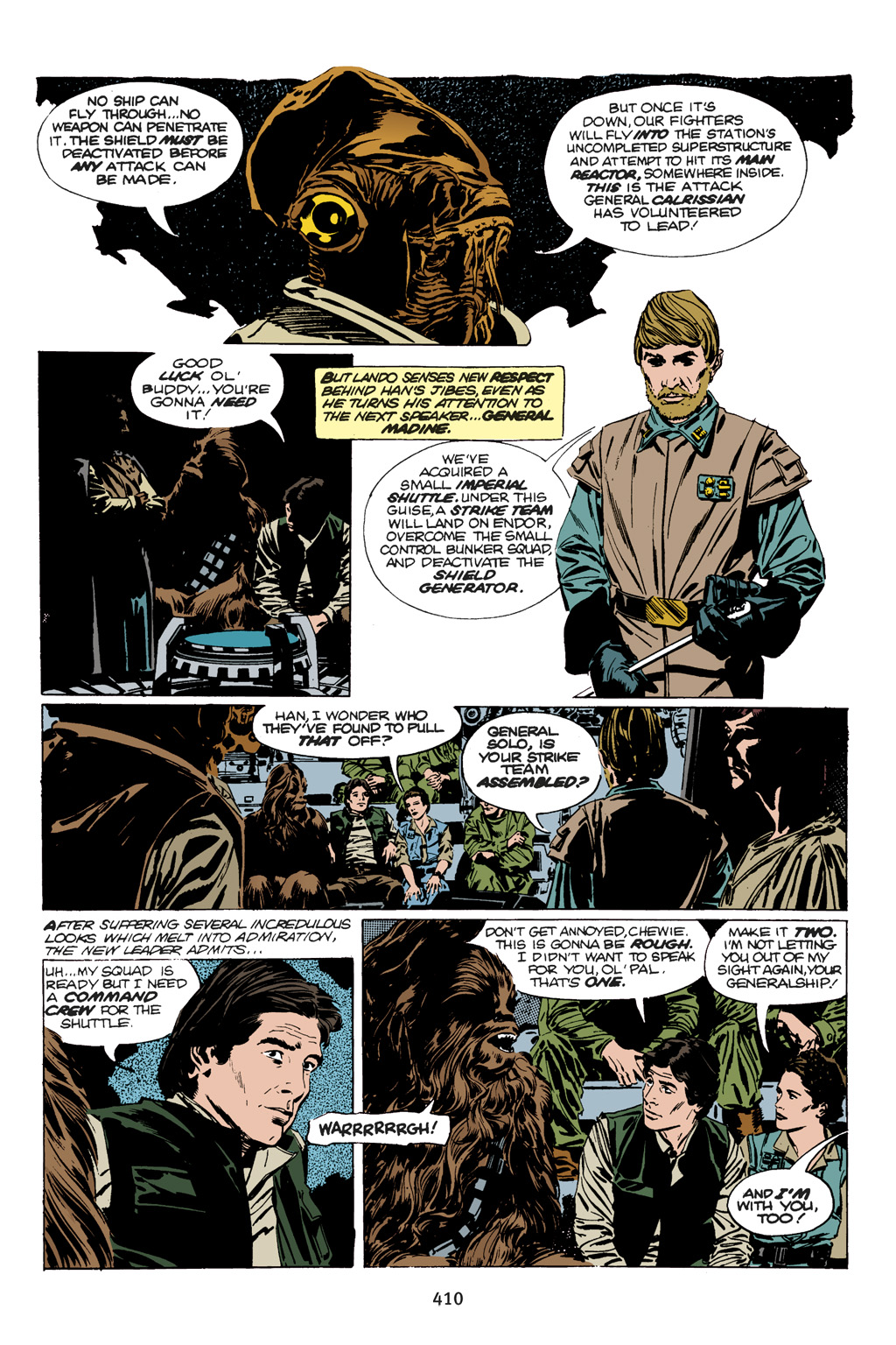 Read online Star Wars Omnibus comic -  Issue # Vol. 18.5 - 127