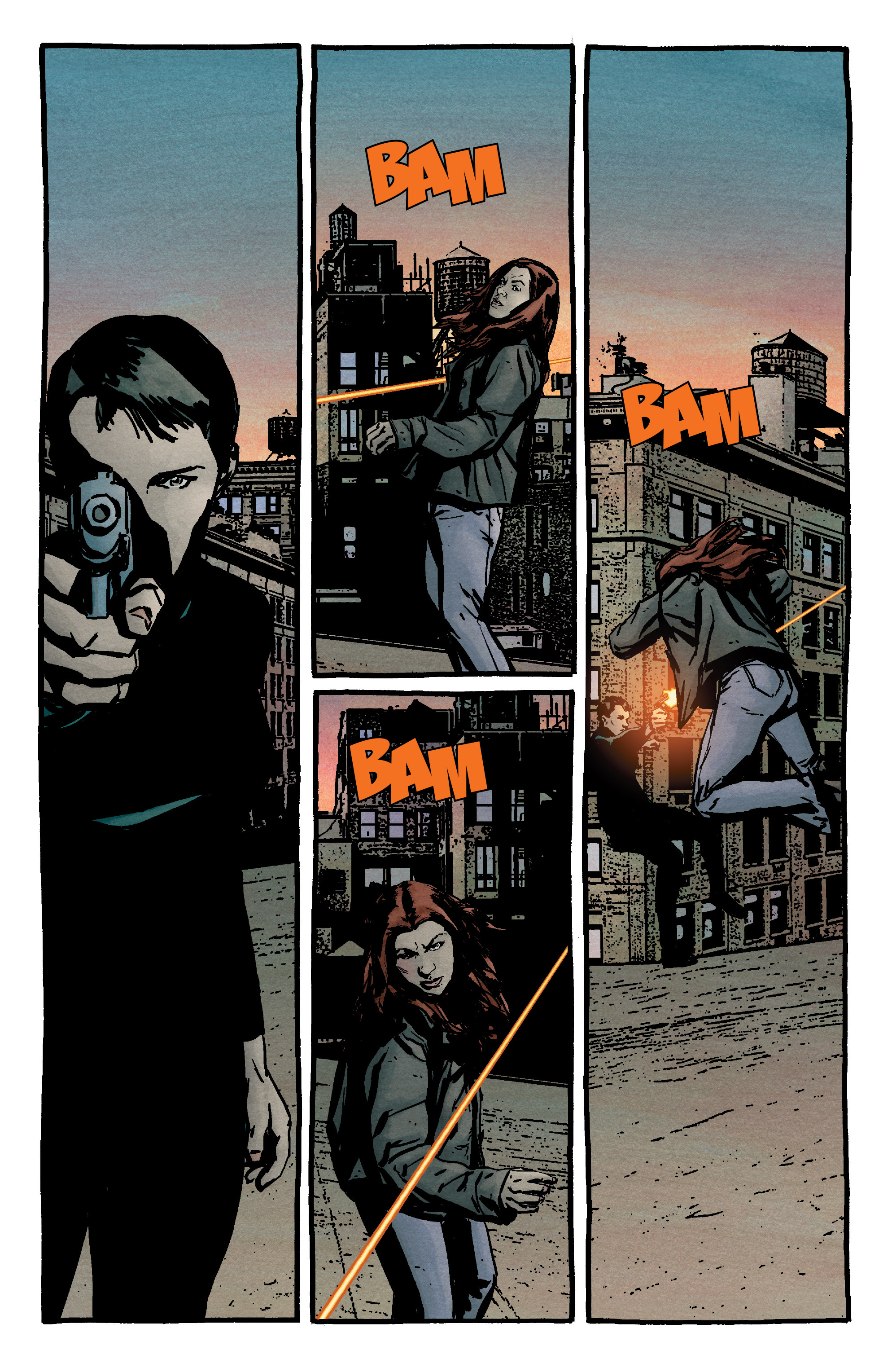 Read online Jessica Jones (2016) comic -  Issue #8 - 17