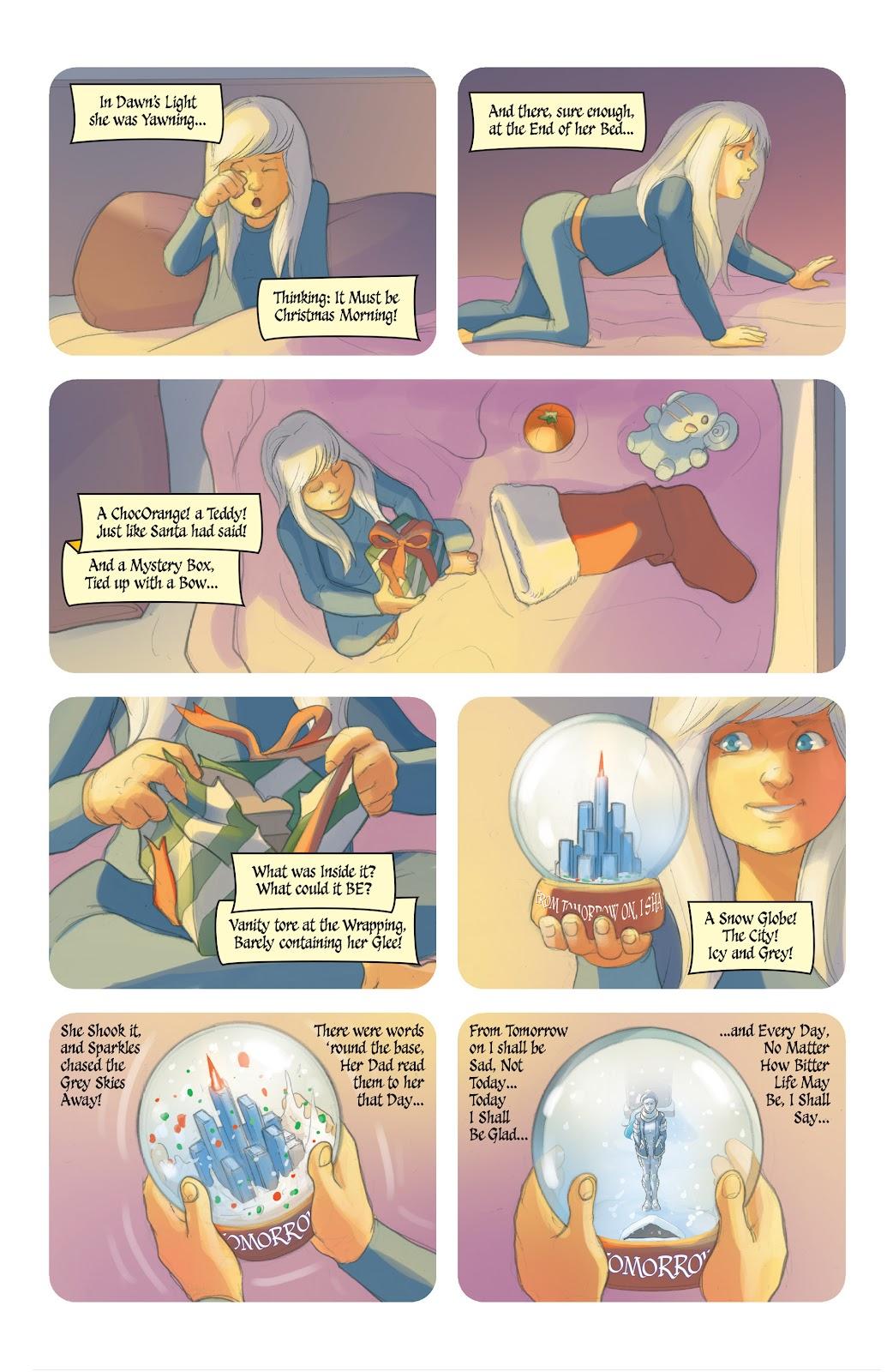 Read online Elephantmen 2261 Season Two: The Pentalion Job comic -  Issue # TPB - 97