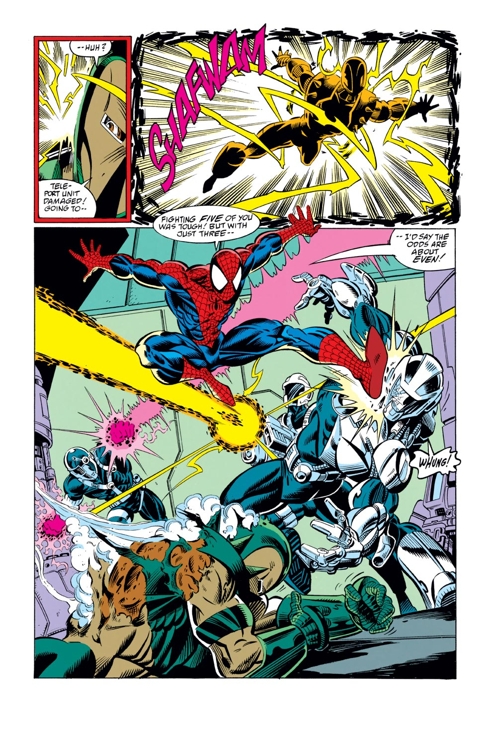 The Amazing Spider-Man (1963) 385 Page 16