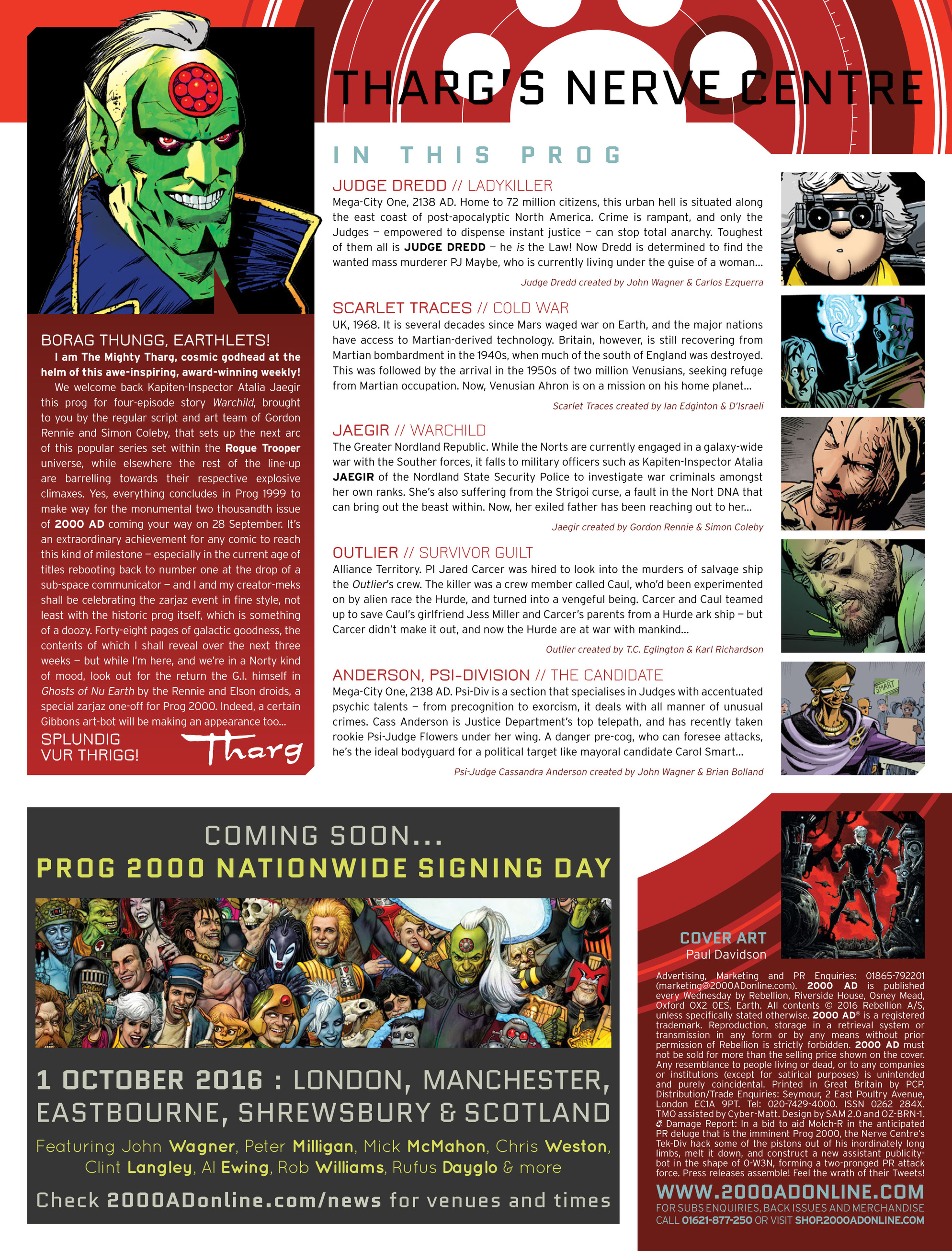 Read online 2000 AD comic -  Issue #1996 - 2