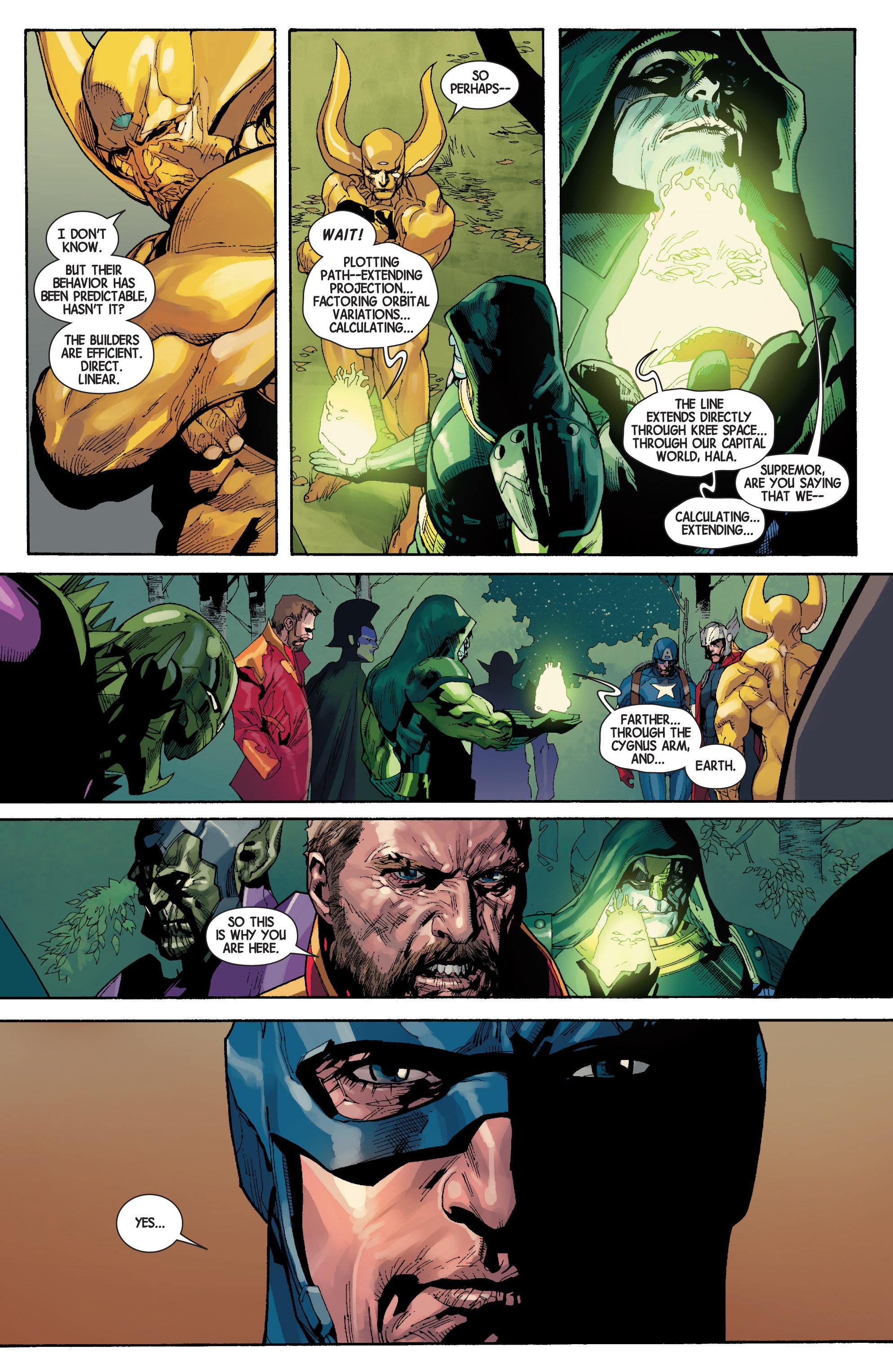 Read online Avengers (2013) comic -  Issue #Avengers (2013) _TPB 4 - 52