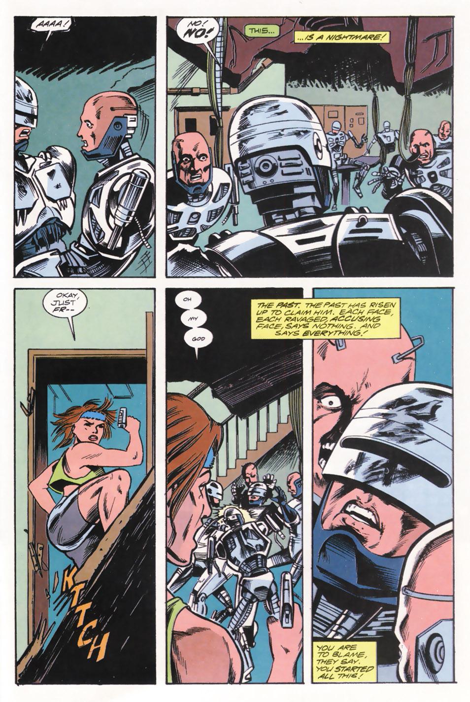 Read online Robocop (1990) comic -  Issue #15 - 15