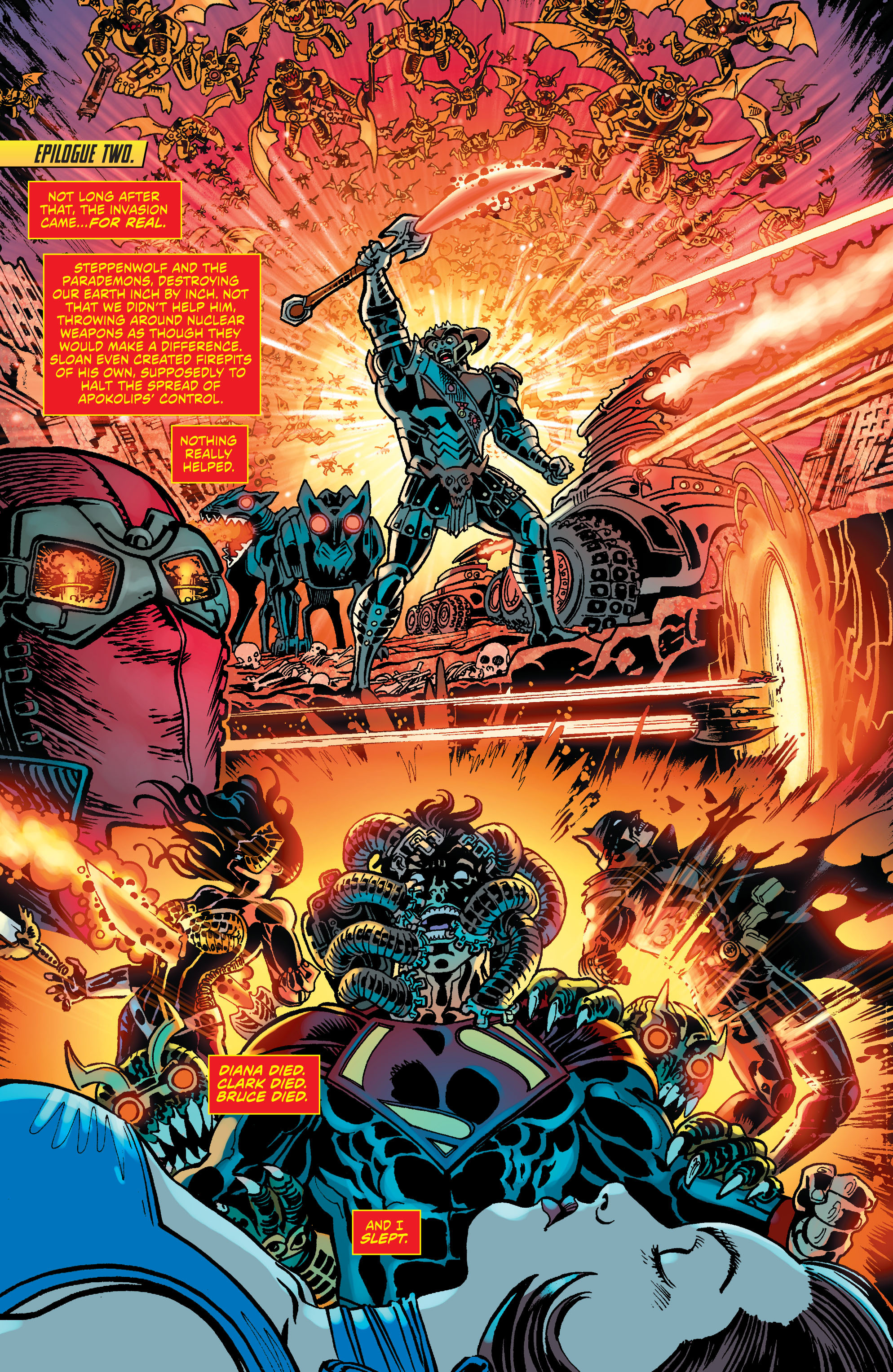 Read online Worlds' Finest comic -  Issue #32 - 20