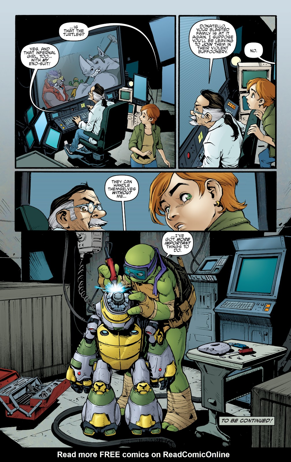 Read online Teenage Mutant Ninja Turtles: The IDW Collection comic -  Issue # TPB 5 (Part 2) - 47