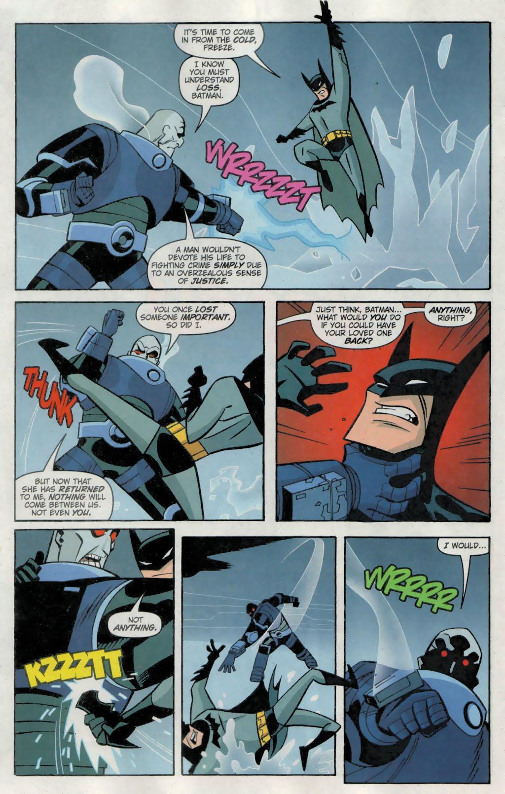 read online batman adventures 2003 comic issue 15