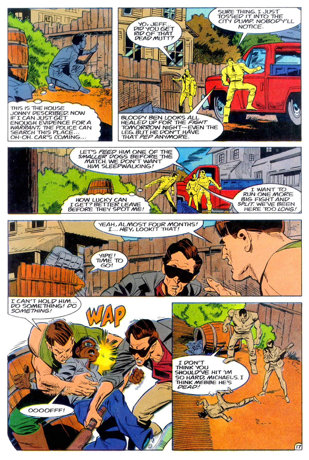 Jonny Quest (1986) issue 11 - Page 20