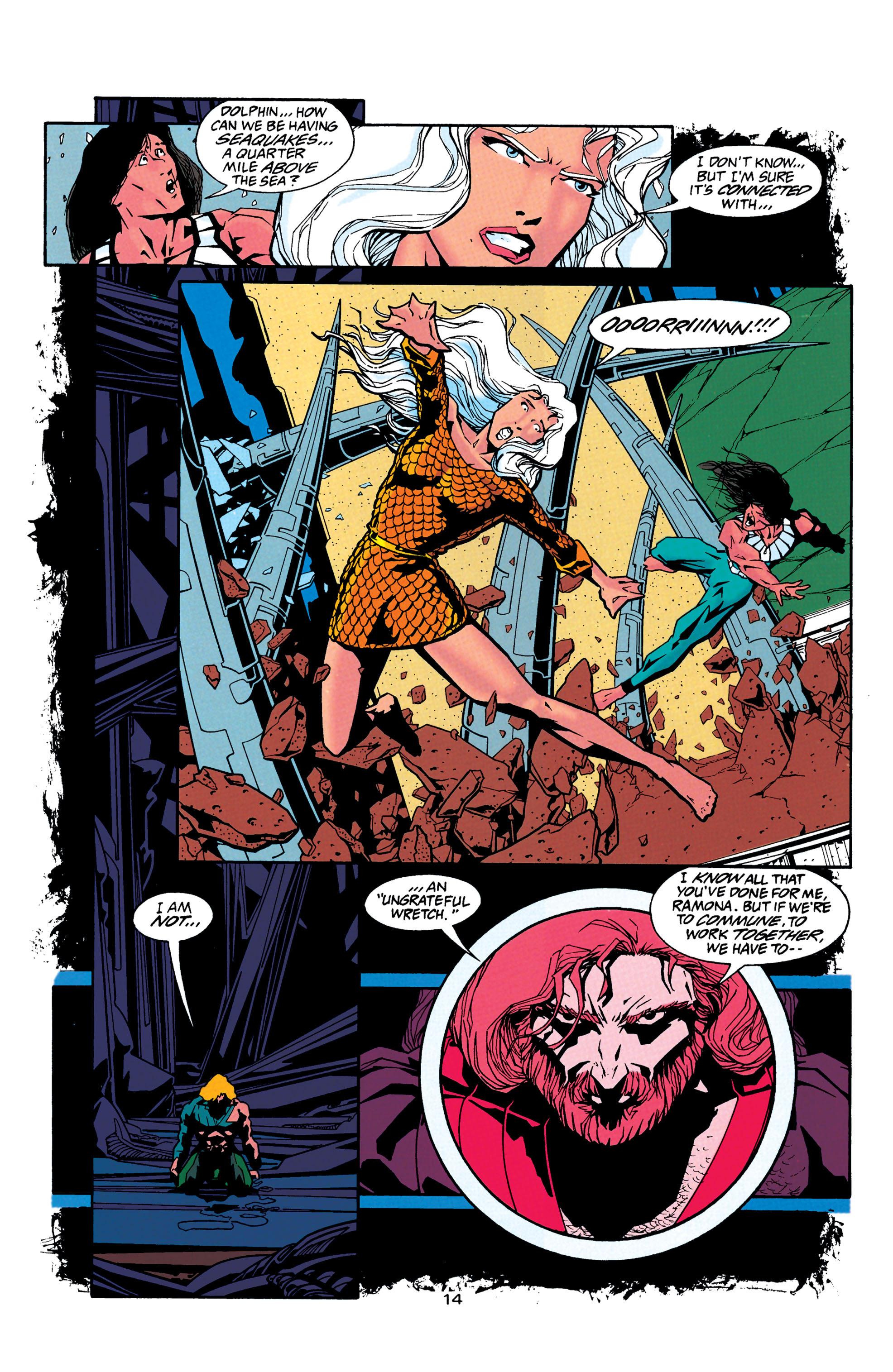 Read online Aquaman (1994) comic -  Issue #26 - 15